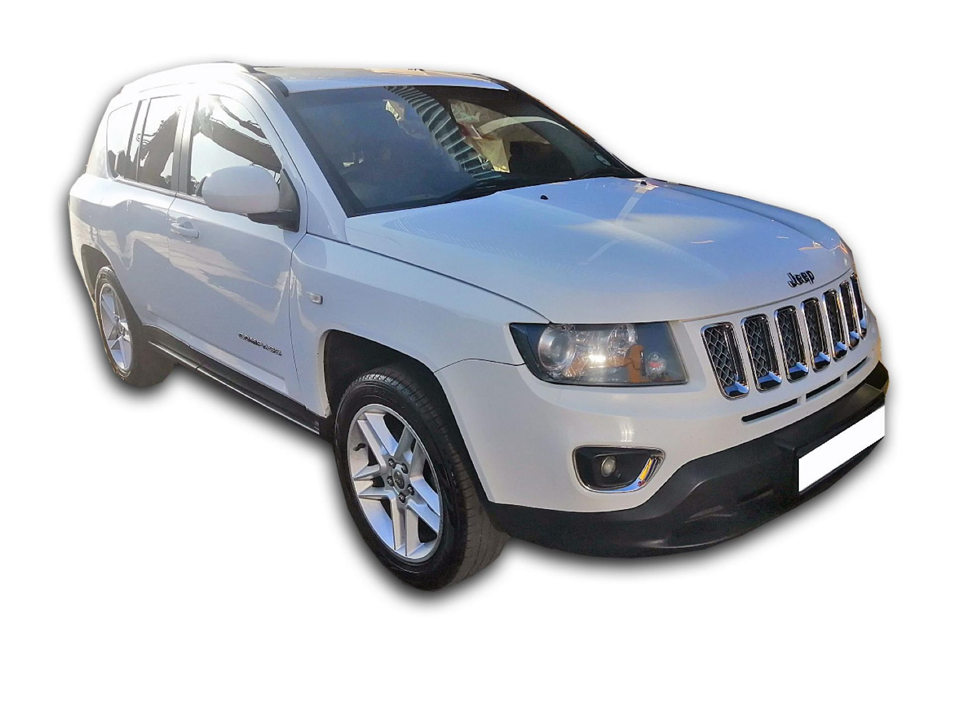 Jeep Compass 2.0 Limited