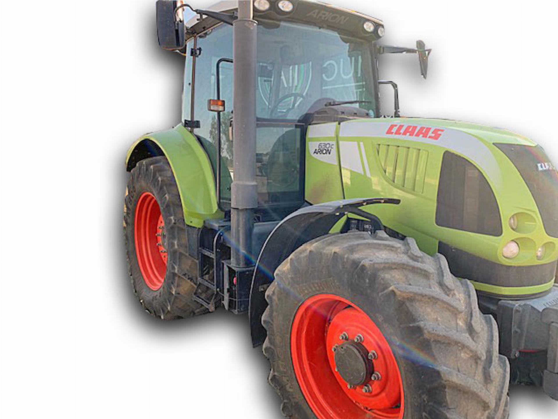 Claas Arion 620C Tractor 630 C Met Autopilot