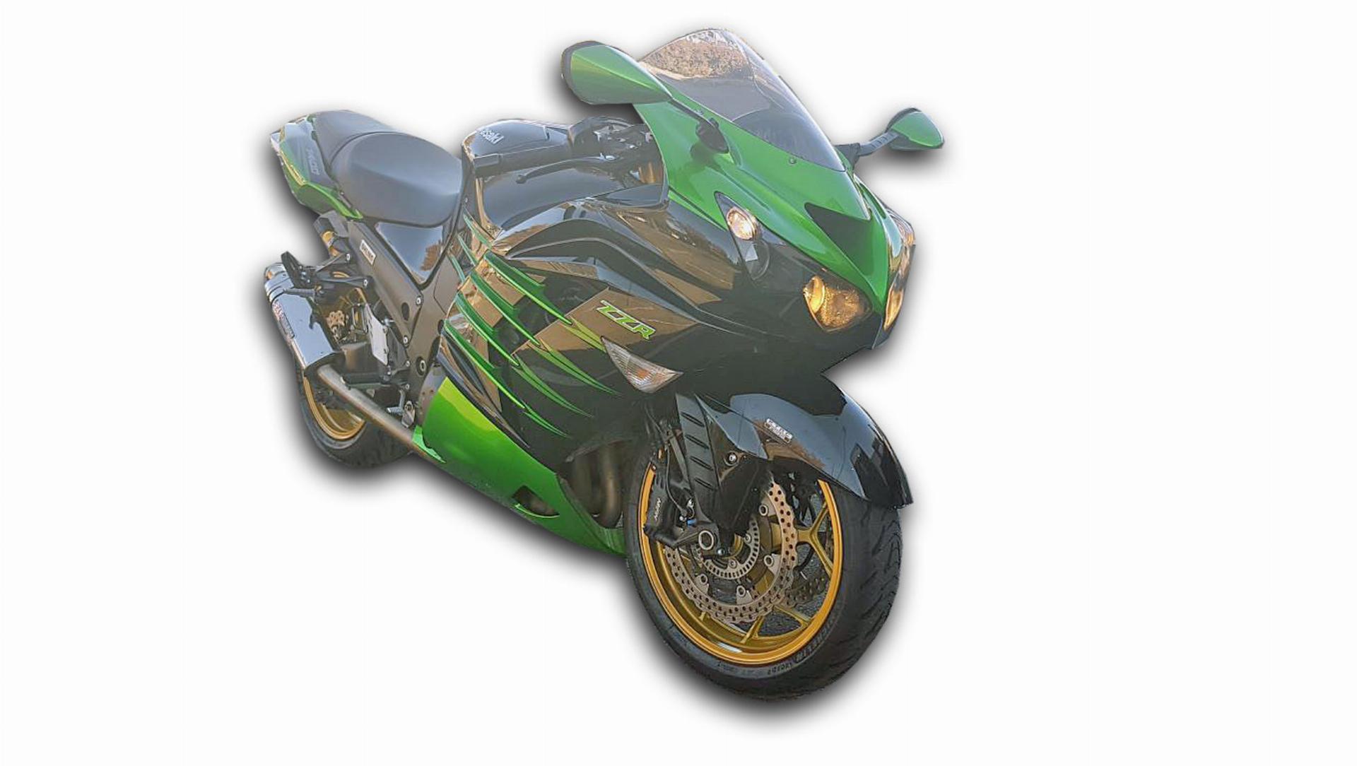 Kawasaki  ZZR14