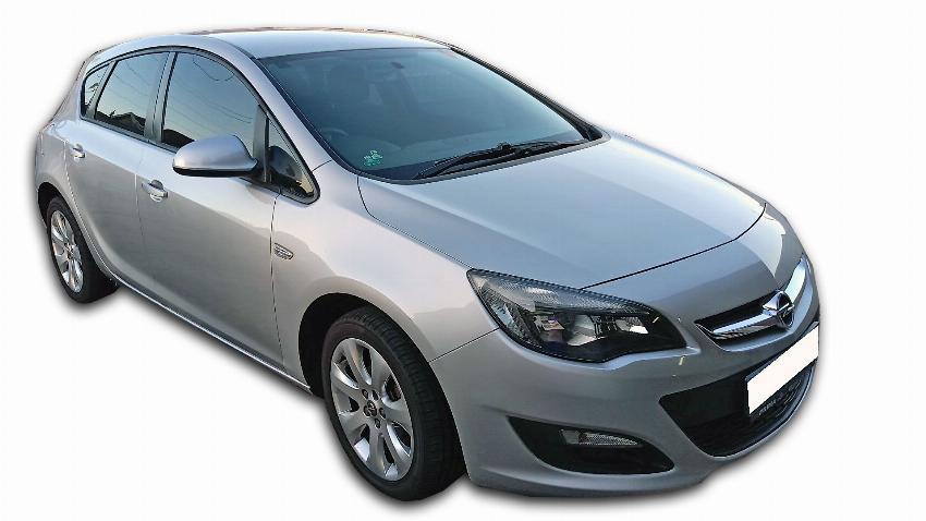 Opel Astra 1.4 Turbo Essentia 5DR