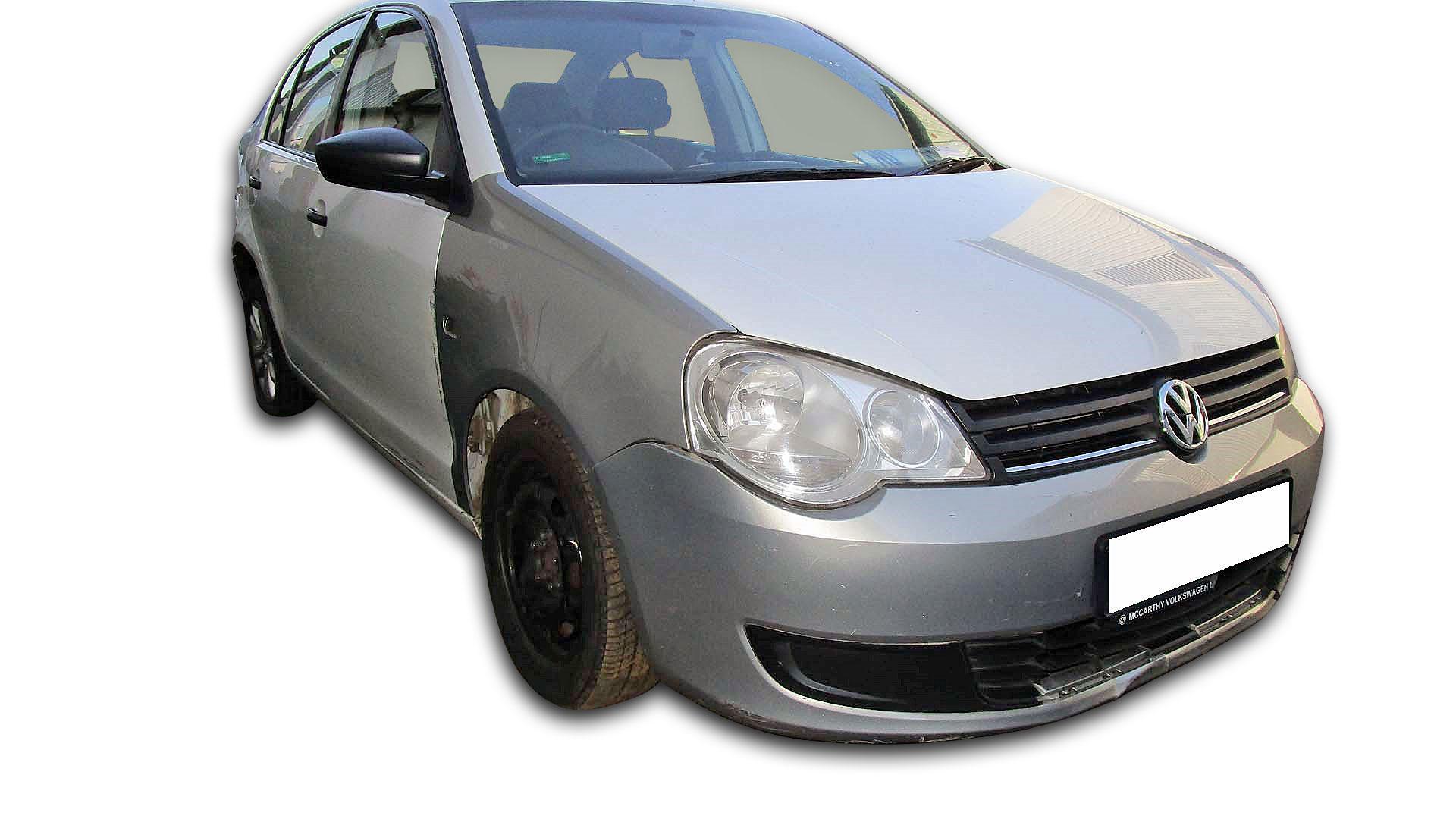 VW Polo Vivo GP 1.4 Comfortline