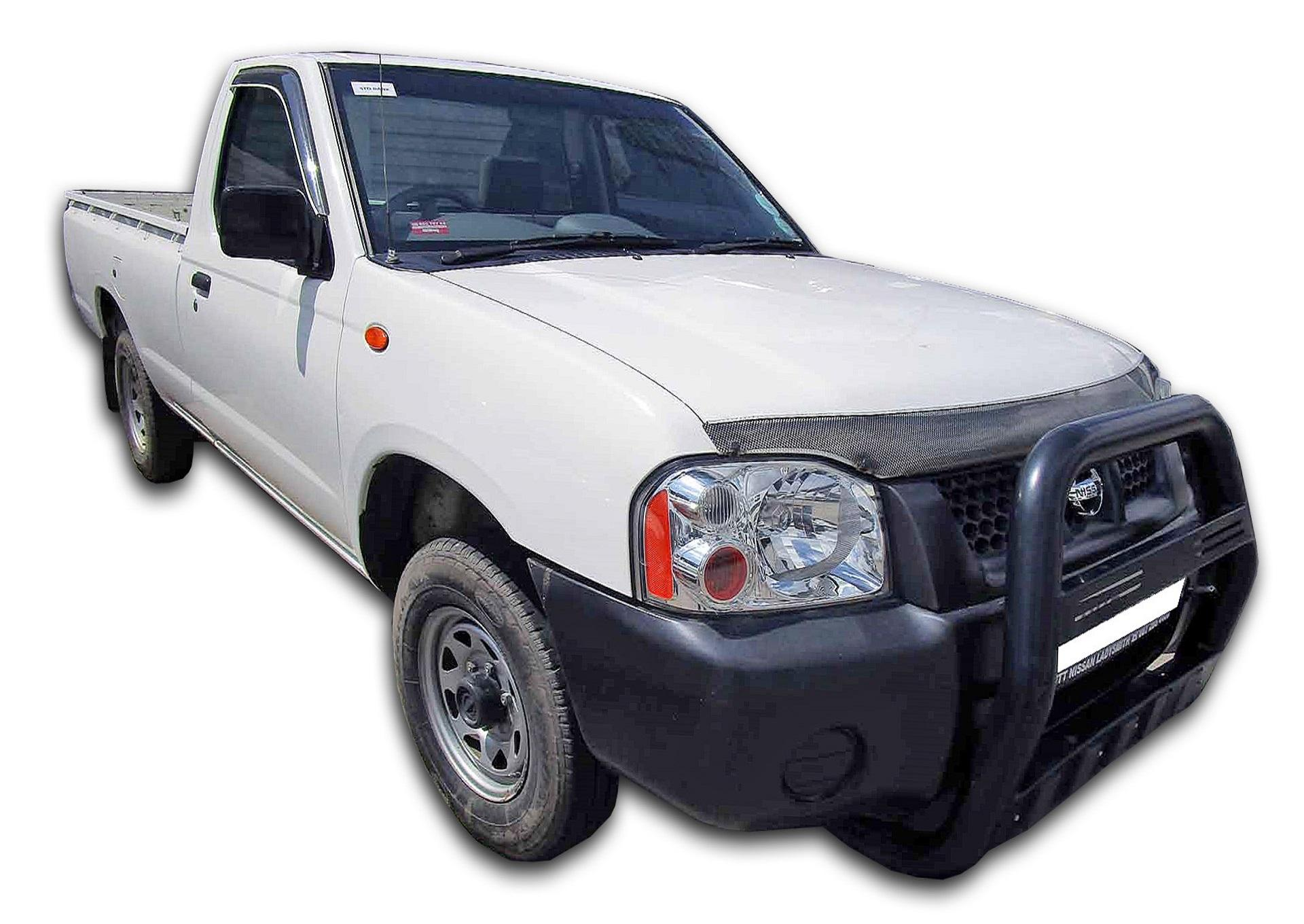 Nissan Hardbody NP300 2.0I