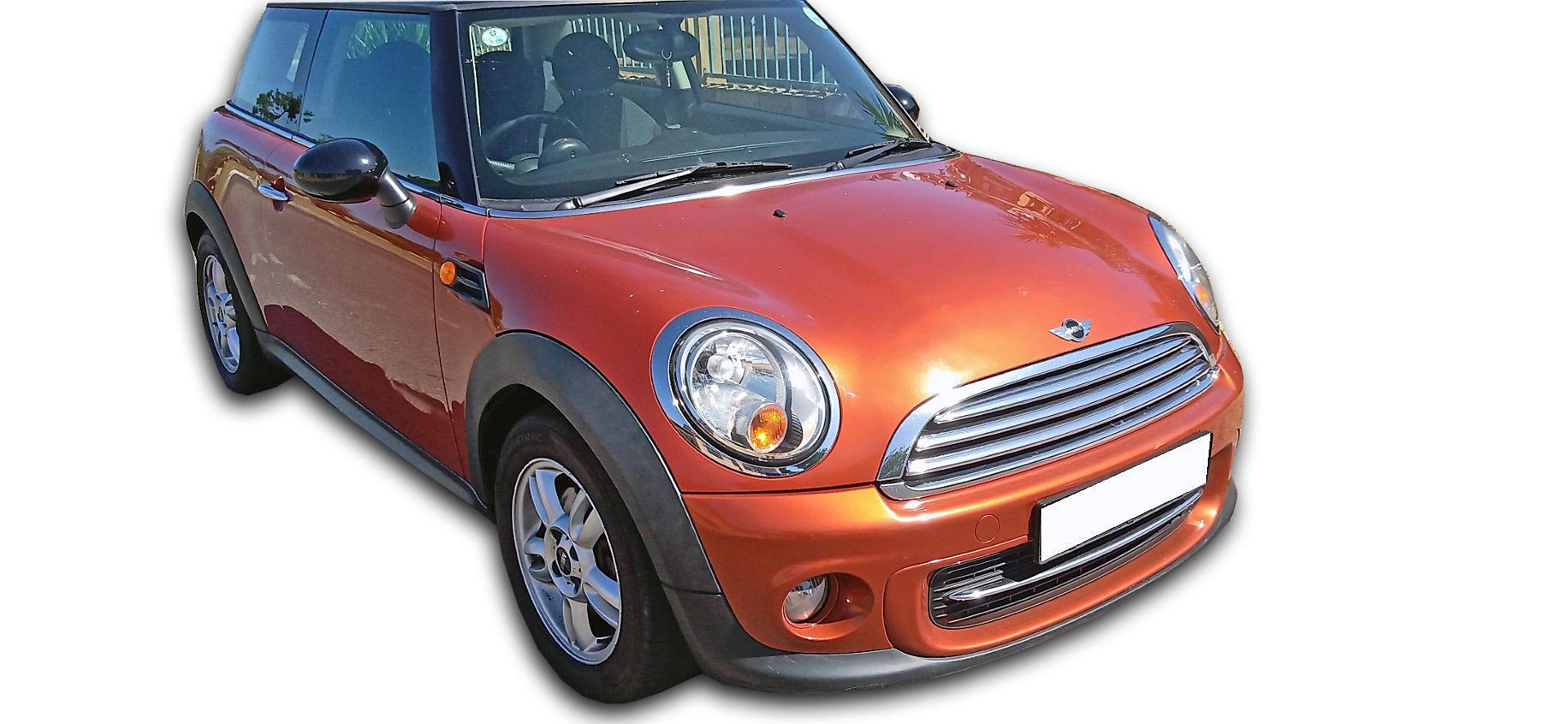 Mini Cooper Lci 1.6 R56