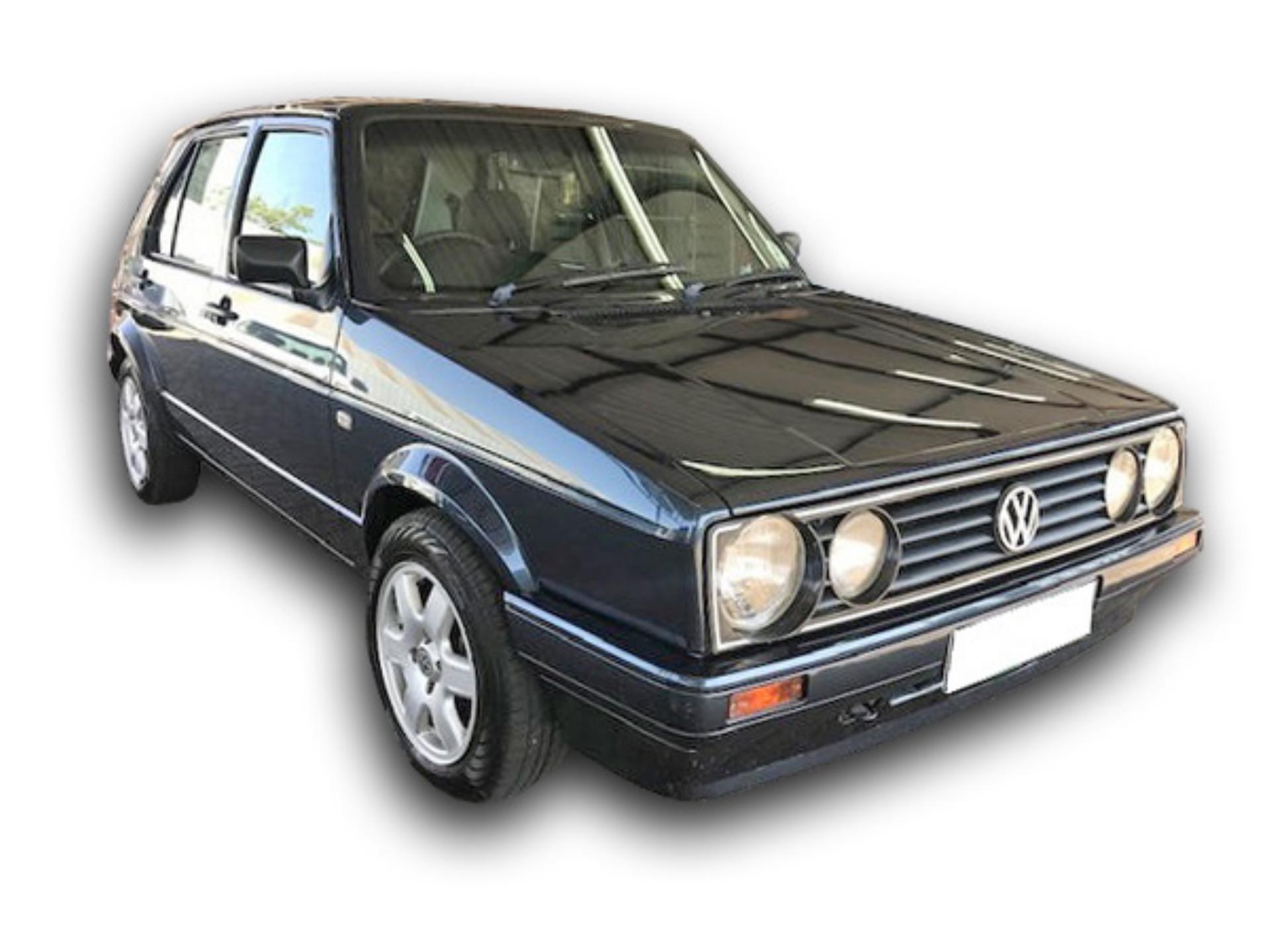 VW Citi Golf 1.4