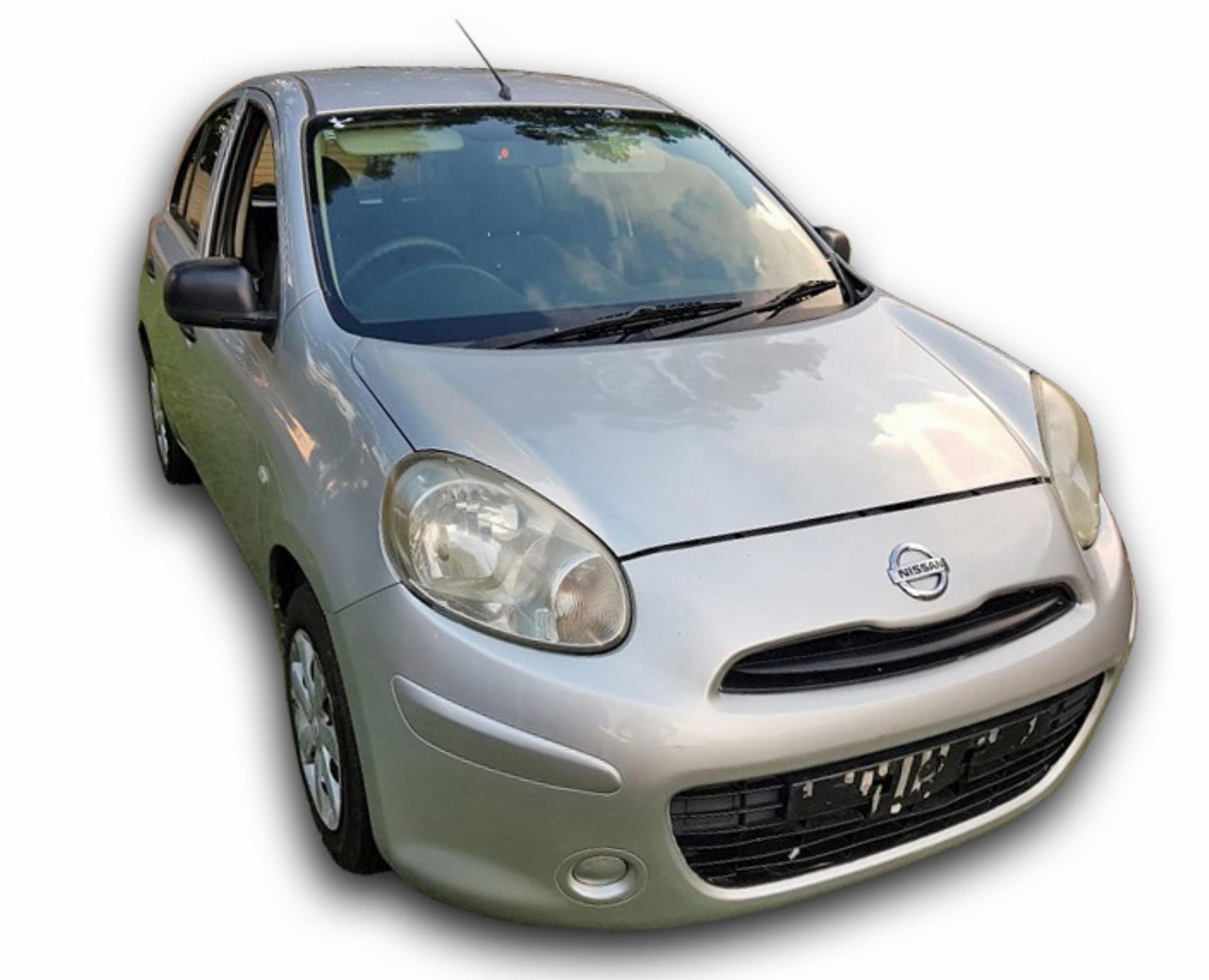 Nissan Micra 1.2 VISTIA+