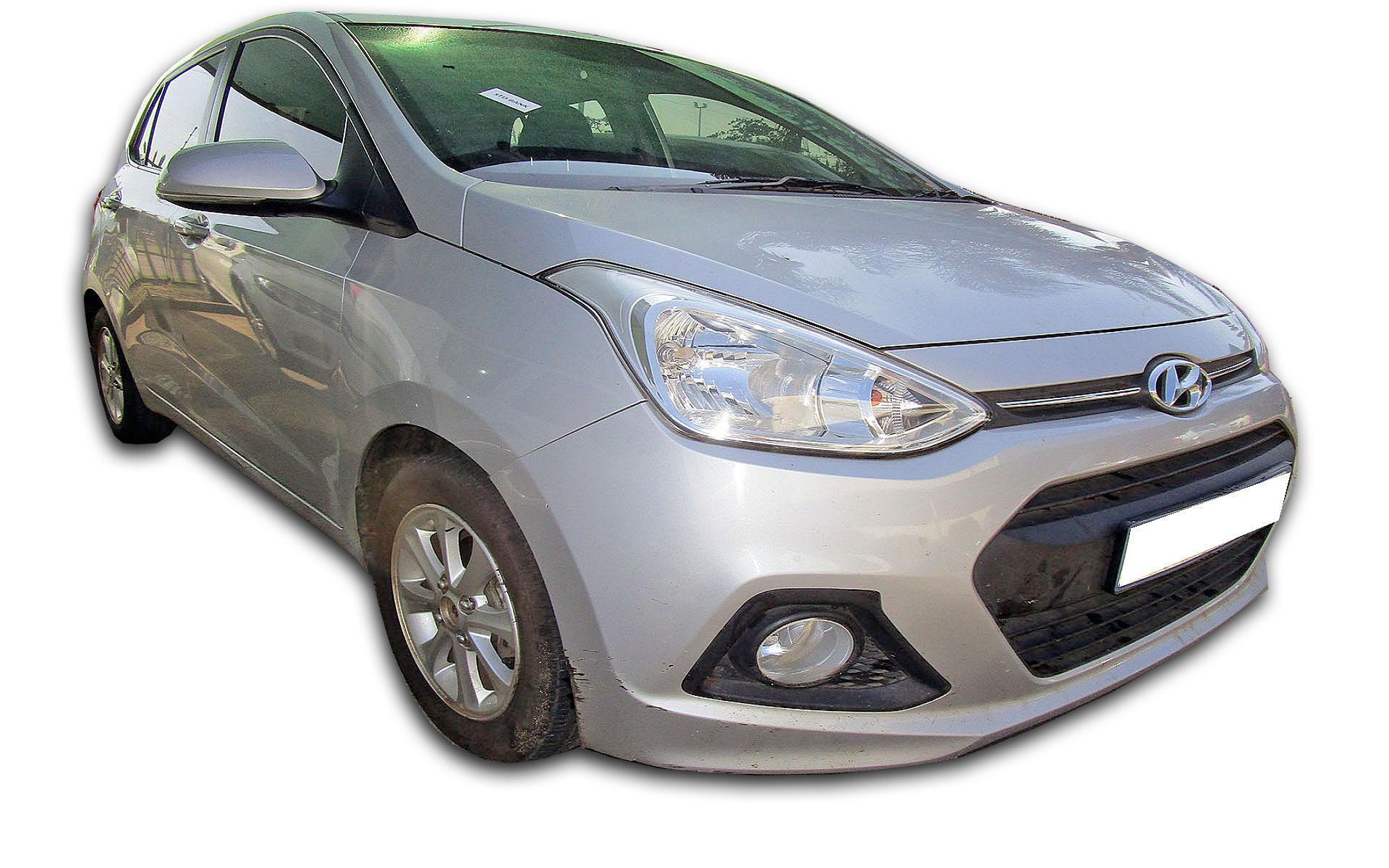Hyundai I10 1.25