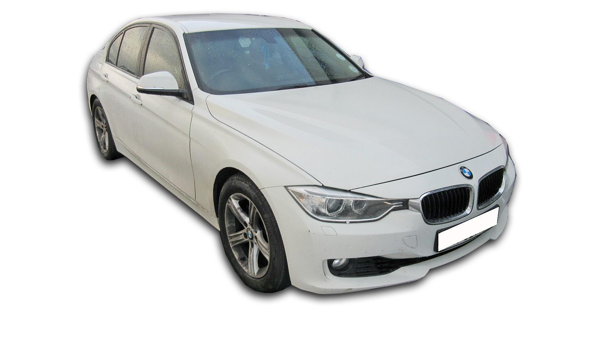 BMW 3 Series 320I  A/T (F30)
