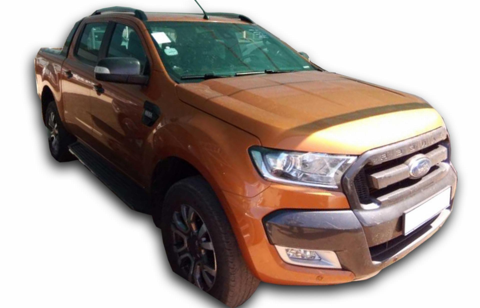 Ford Ranger 3.2TDCI Wildtrack A/T