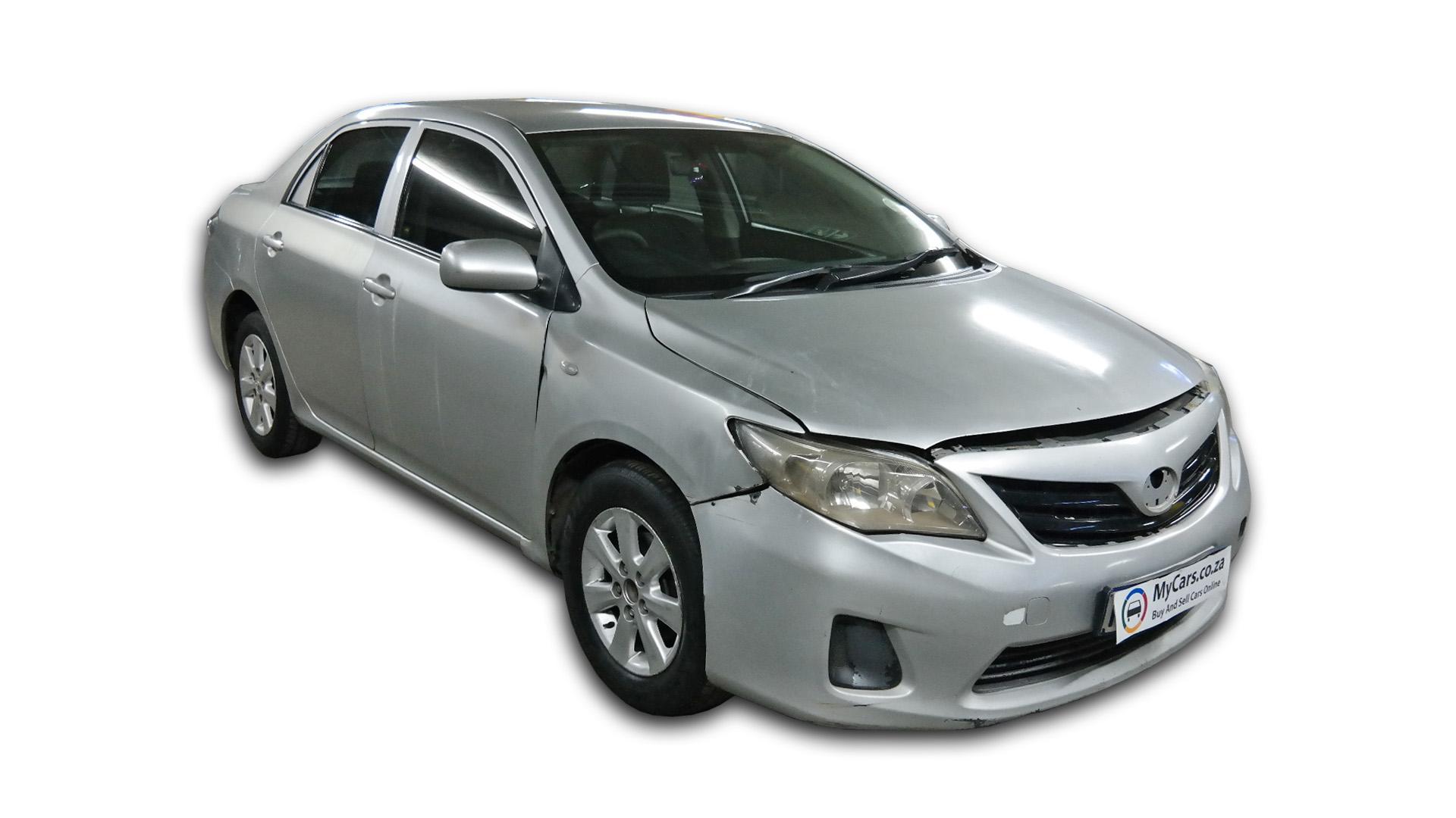 Toyota Corolla 1.6I GL 1.6 Plus