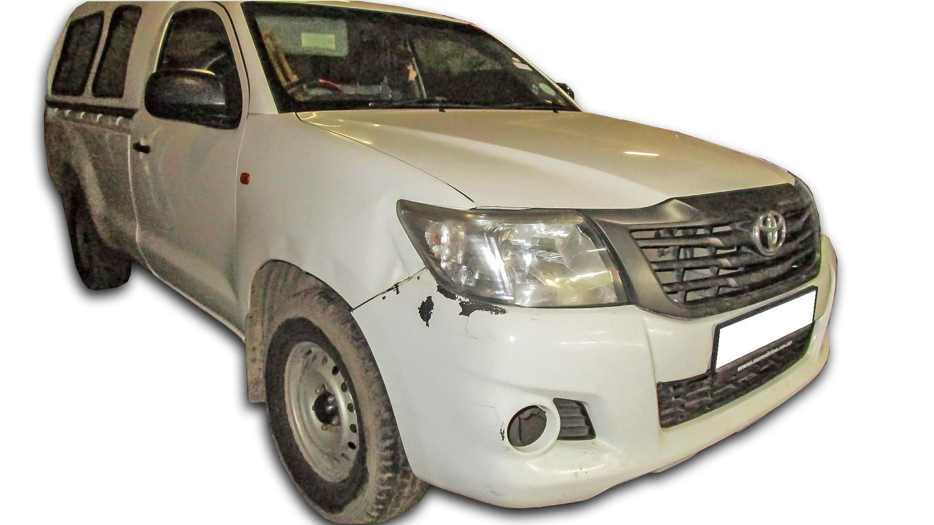 Toyota Hilux 2.5 D-4D SRX R