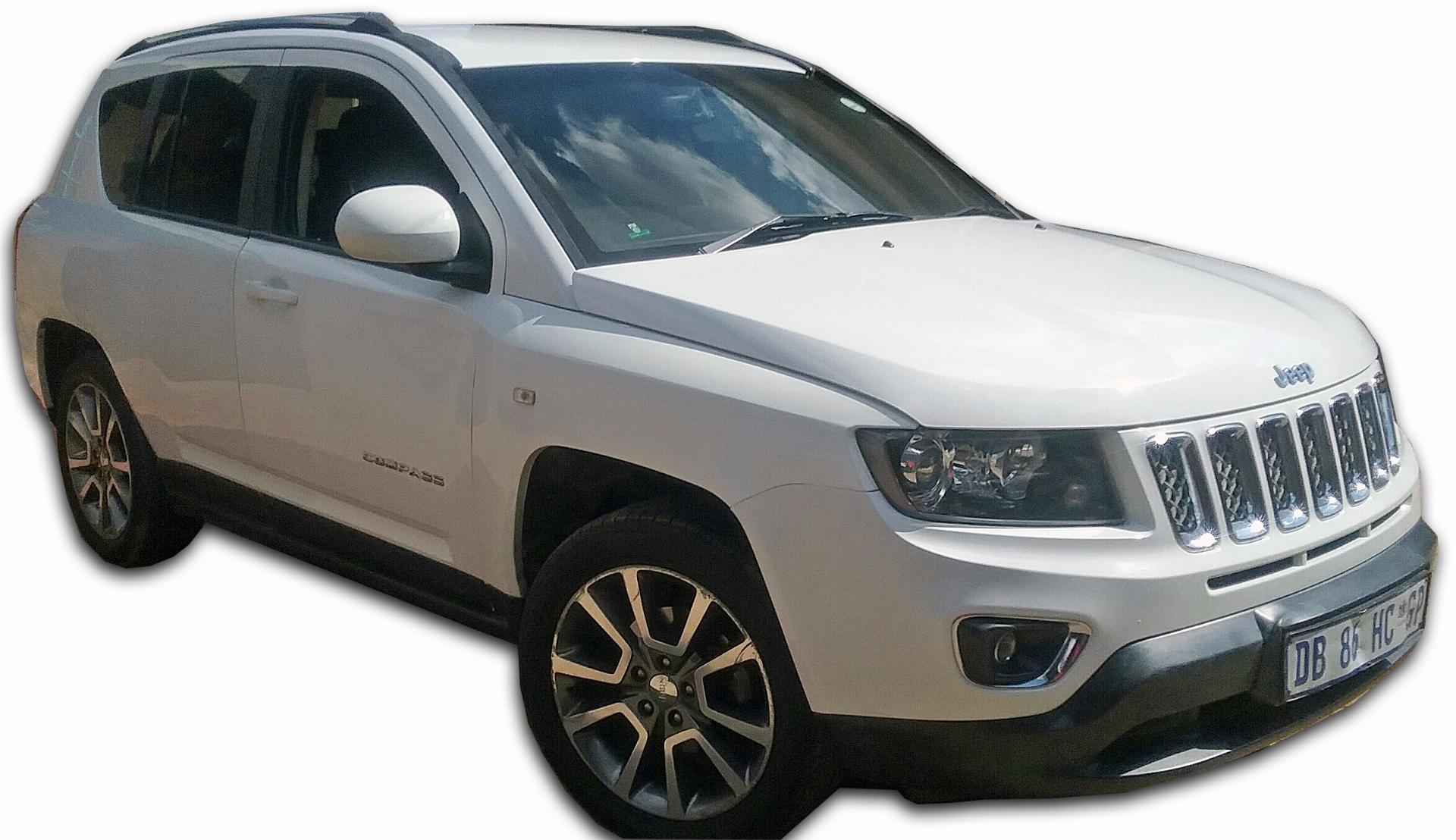 Jeep Compass 2.0 CVT LTD