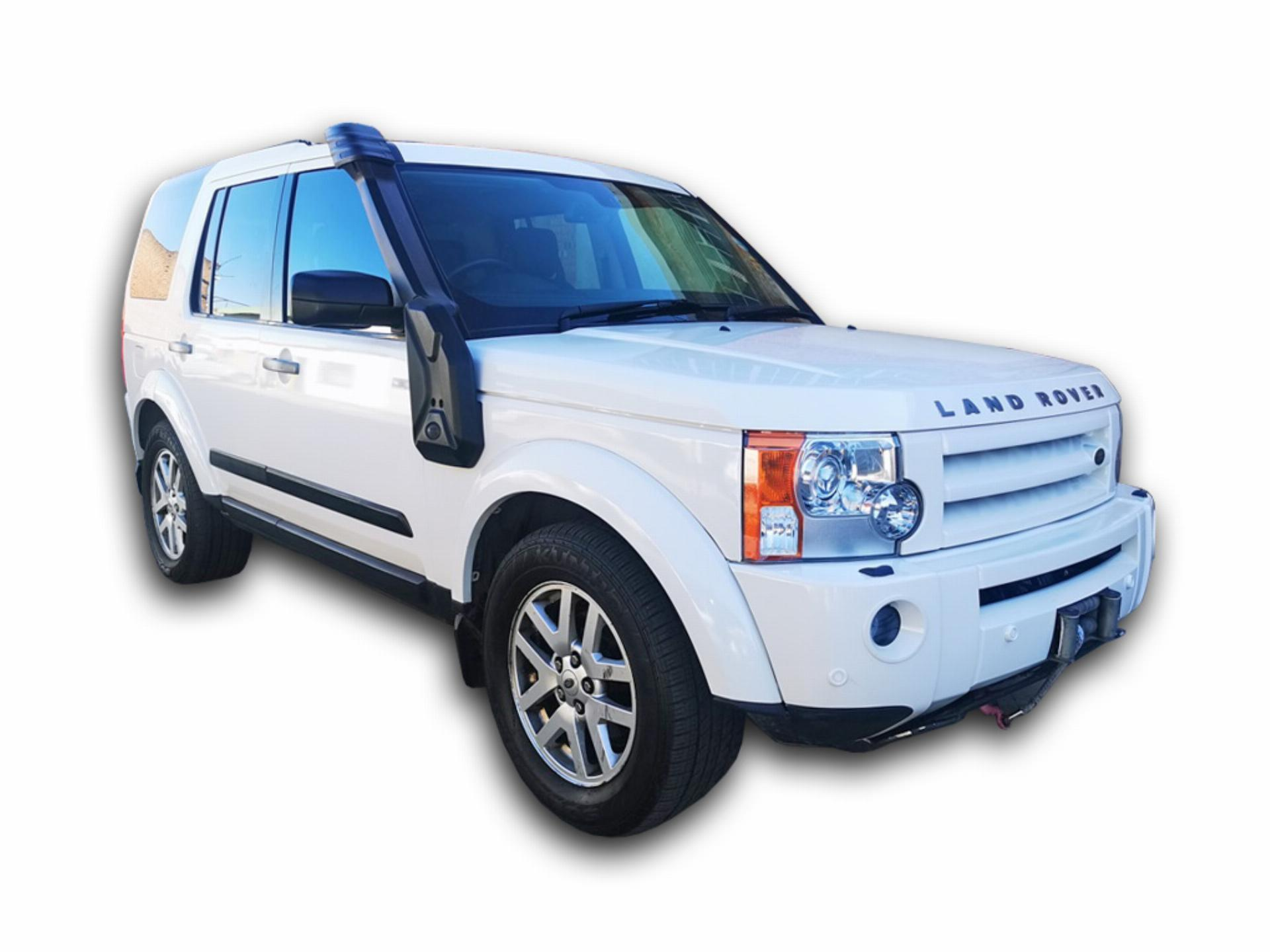 Land Rover Discovery 3 3.0