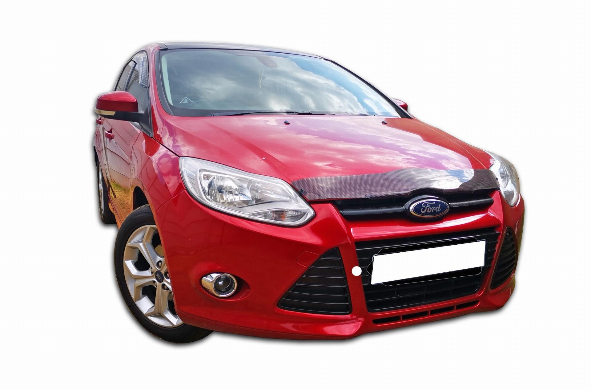 Ford Focus 1.6 TI VCT
