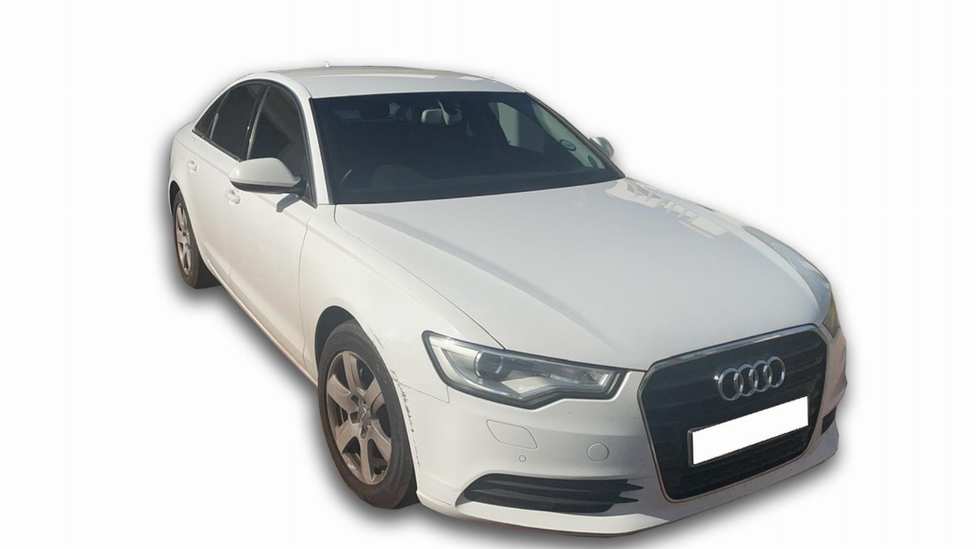 Audi A6 3.0 TDI. Auto