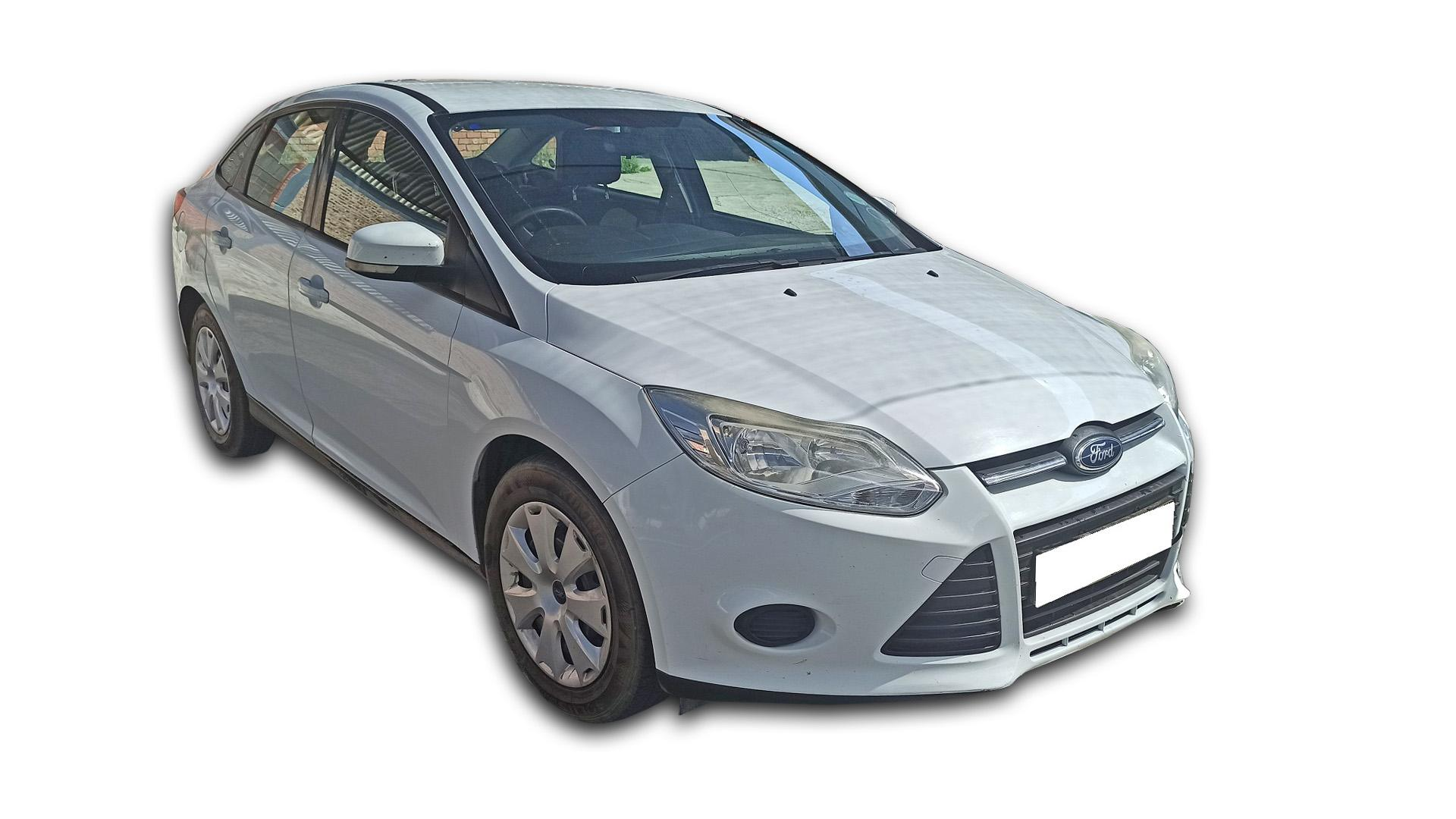 Ford Focus 1.6 TI VCT Ambiente