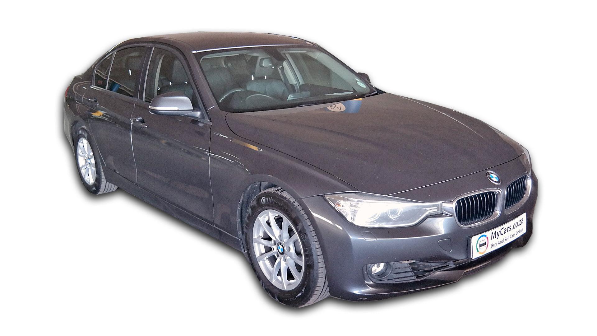 BMW 3 Series 320I A/T F30