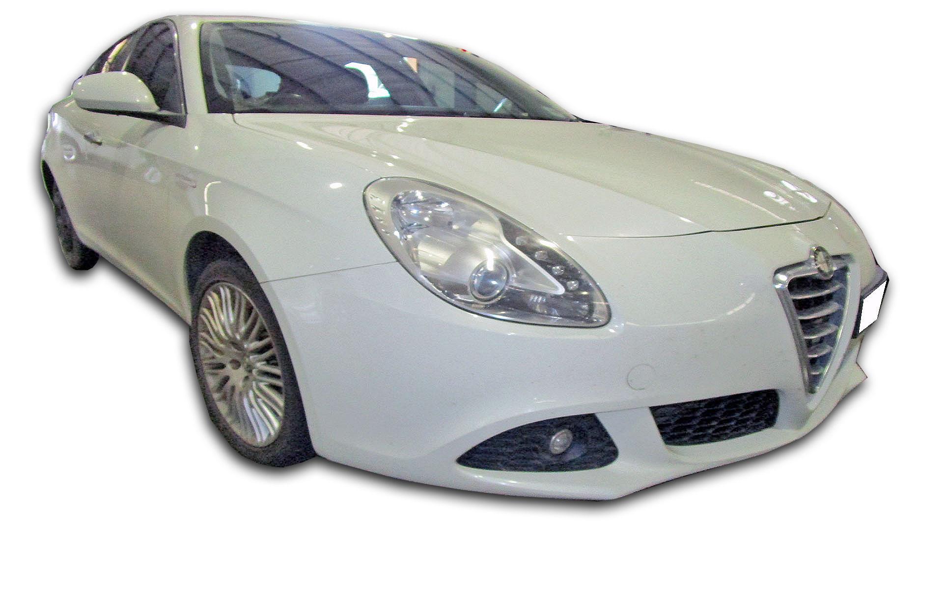 Alfa Romeo Giulietta 1.4 T D