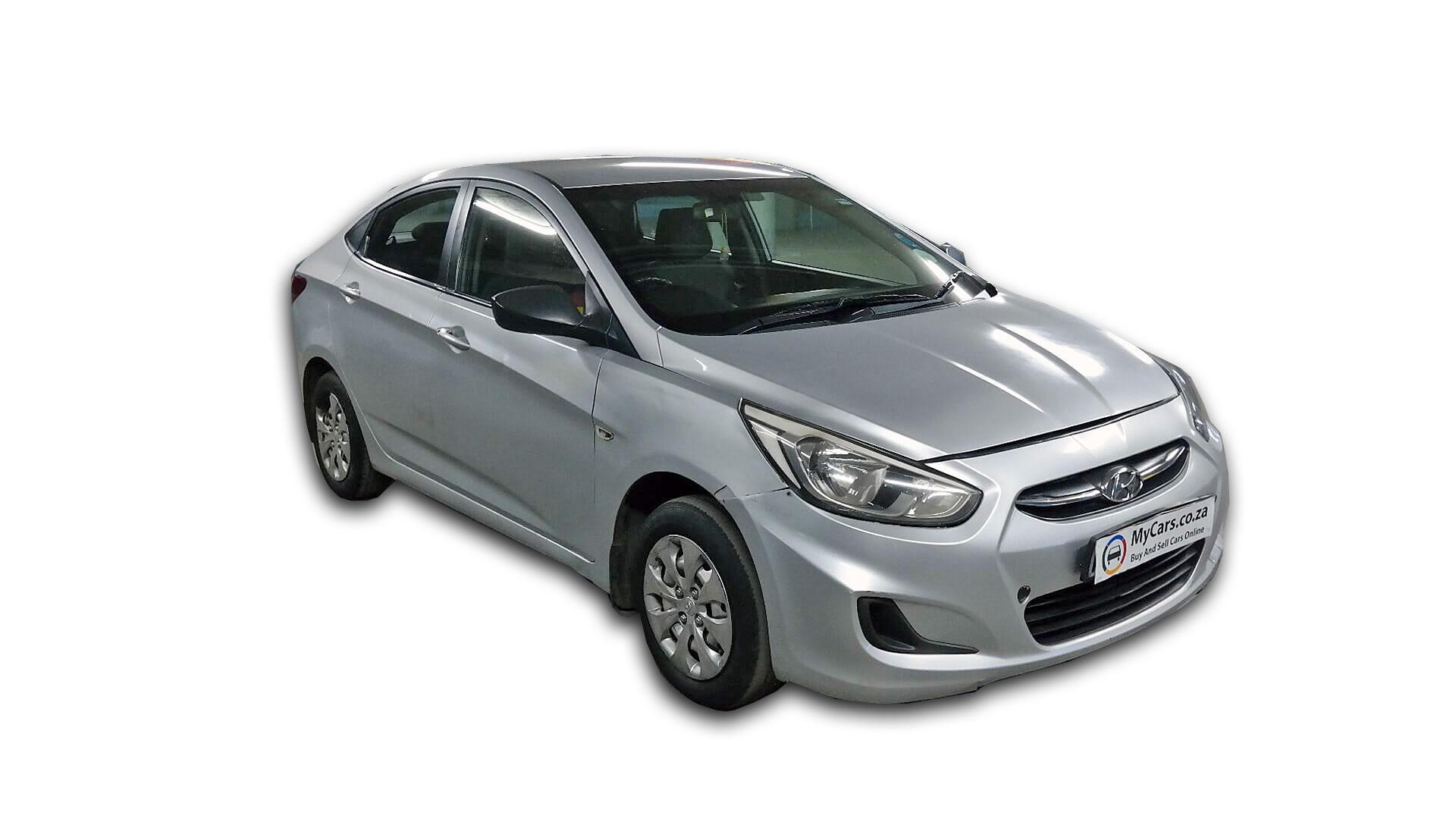 Hyundai Accent 1.6 GL/MOTION