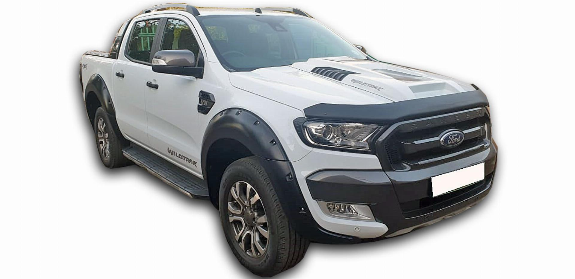 Ford Ranger 3.2 Wildtrack 4X4 Aut