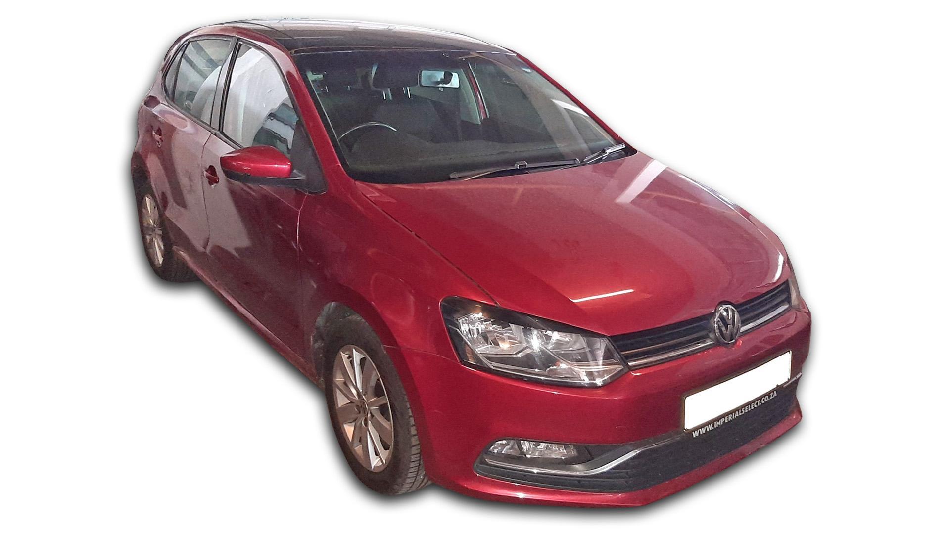 Volkswagen Polo GP 1.2 Tsi Com