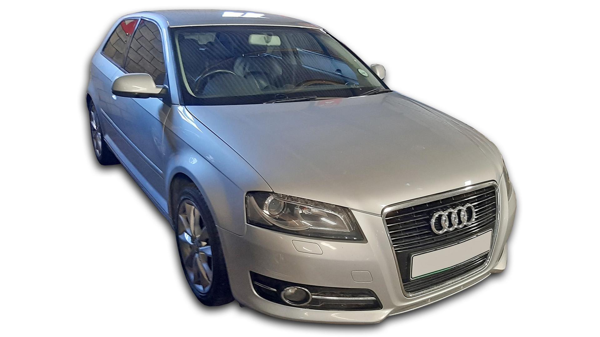 Audi A3 1.8 TFSI Ambition S TR