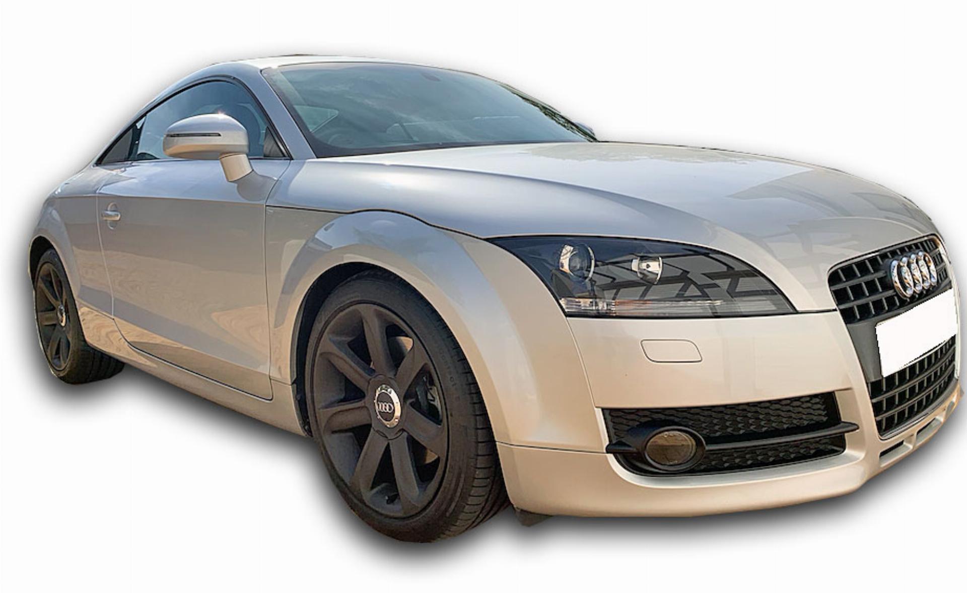 Audi TT 2L TURBO, DSG