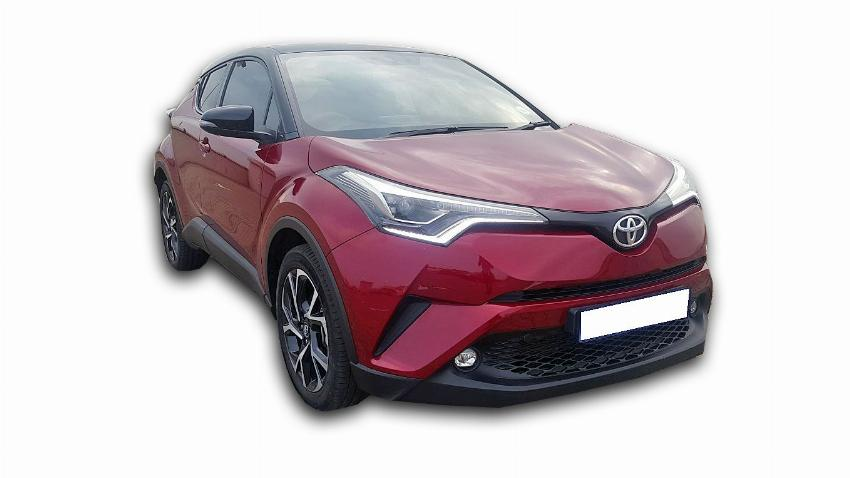Toyota C-HR 1.2T Luxury CVT