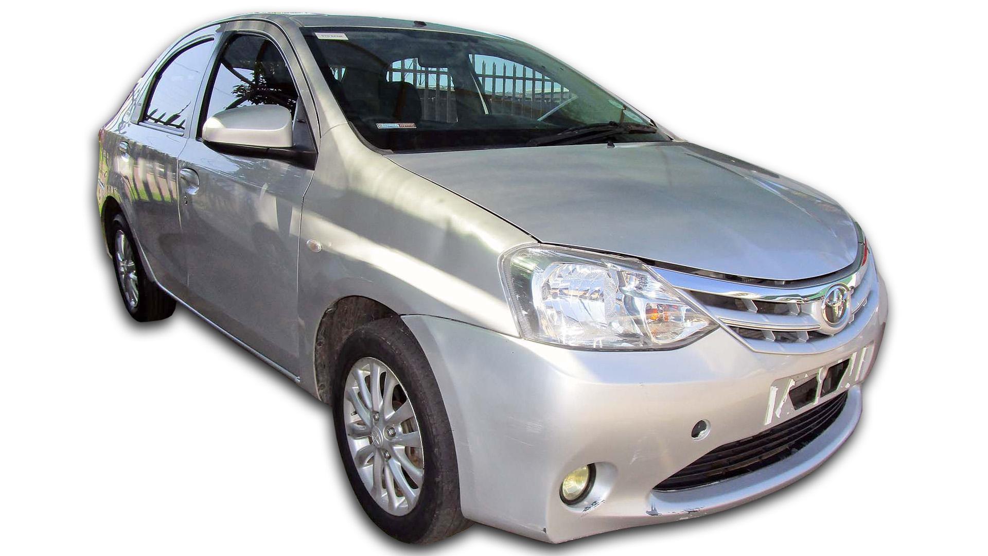 Toyota Etios 1.5 XI