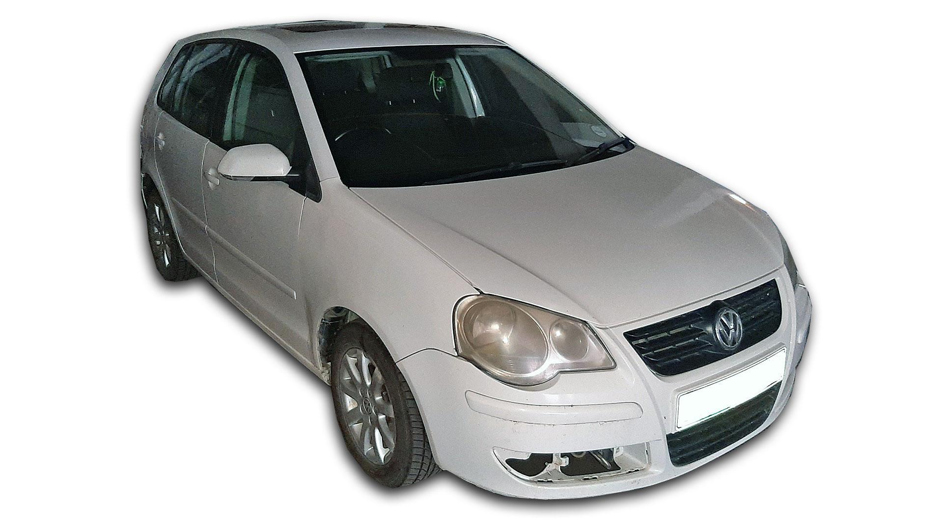 VW Polo 1.6 Comfortline