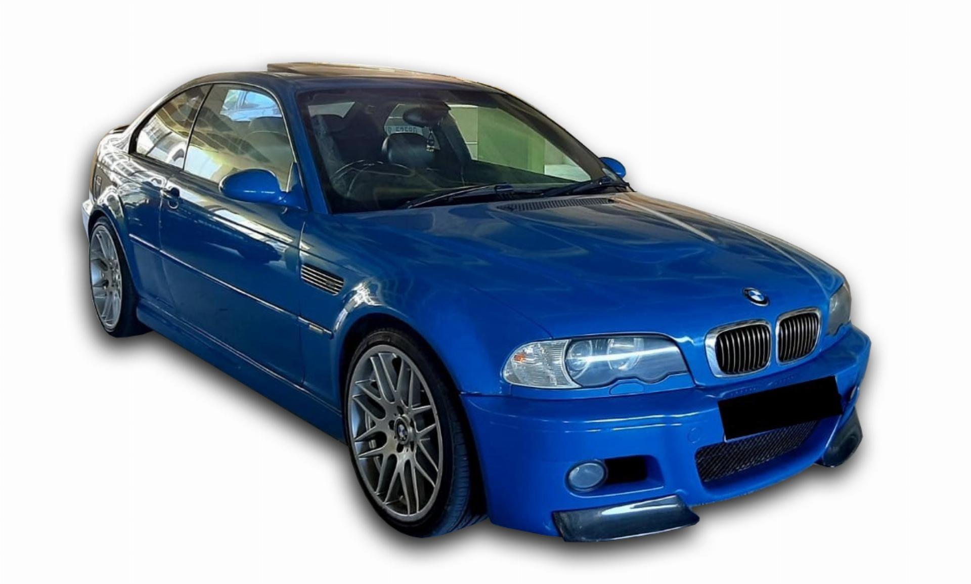 BMW M3 3.2 E46