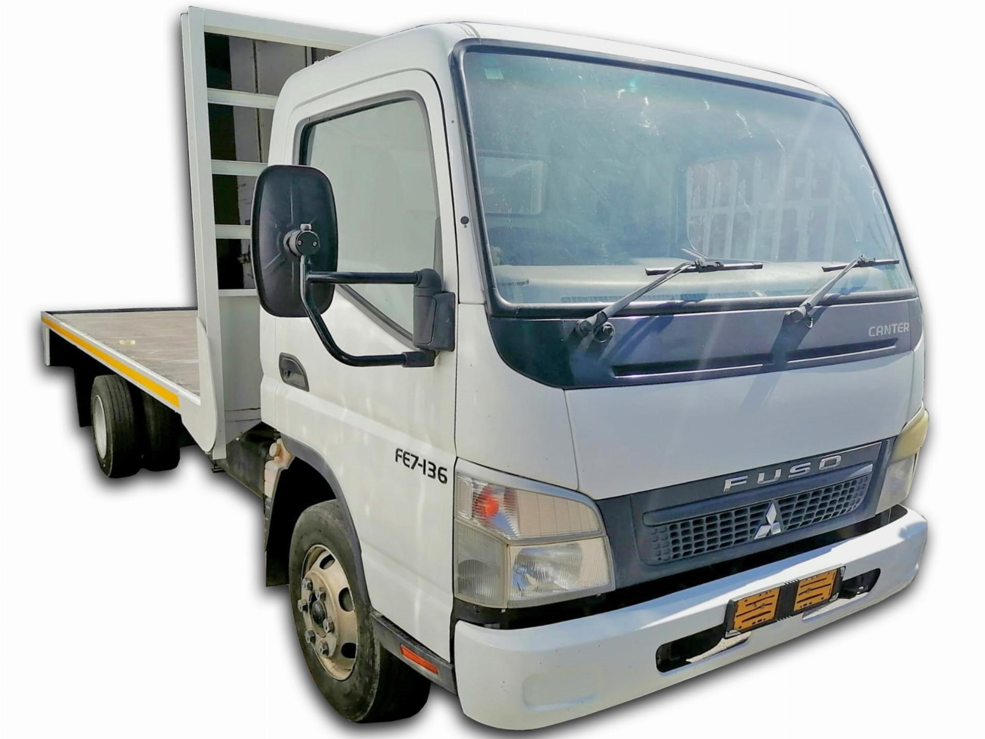 Fuso Trucks FJ16-230L F/C C/C Fuso Canter FE 7136