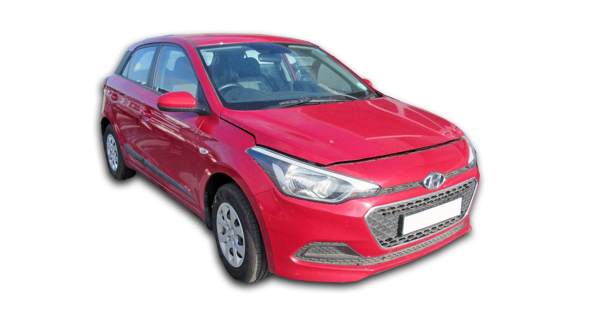 Hyundai I20 1.4 Motion A/T