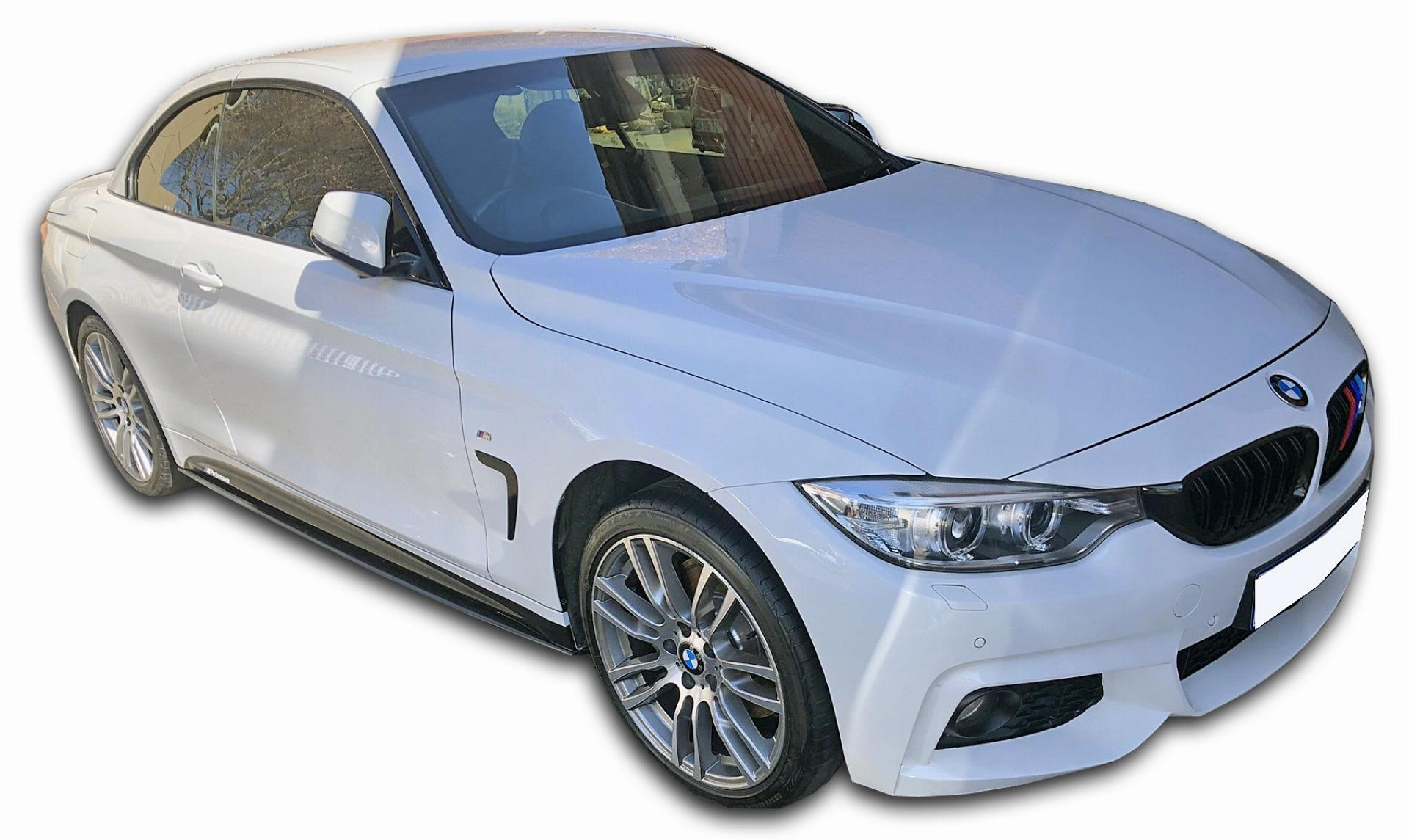 4 Series BMW 435I Convertable M Sport