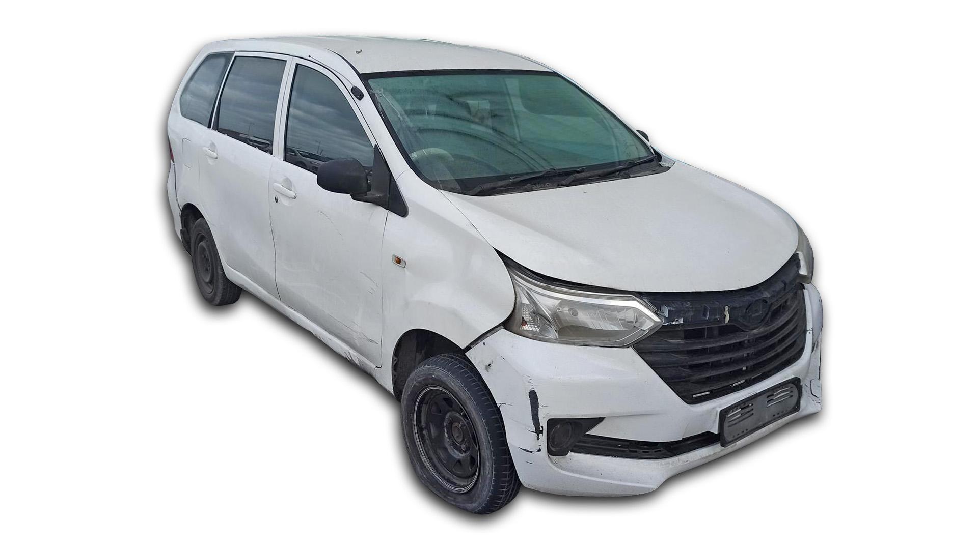 Toyota Avanza 1.3 S