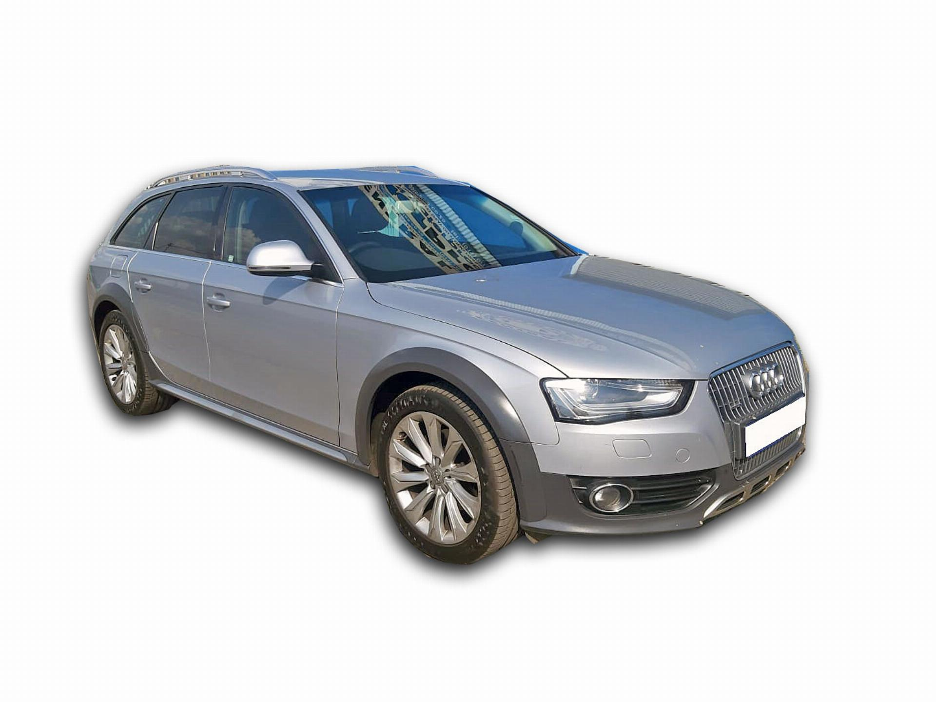 Audi A4 All Road 2.0 Tdi