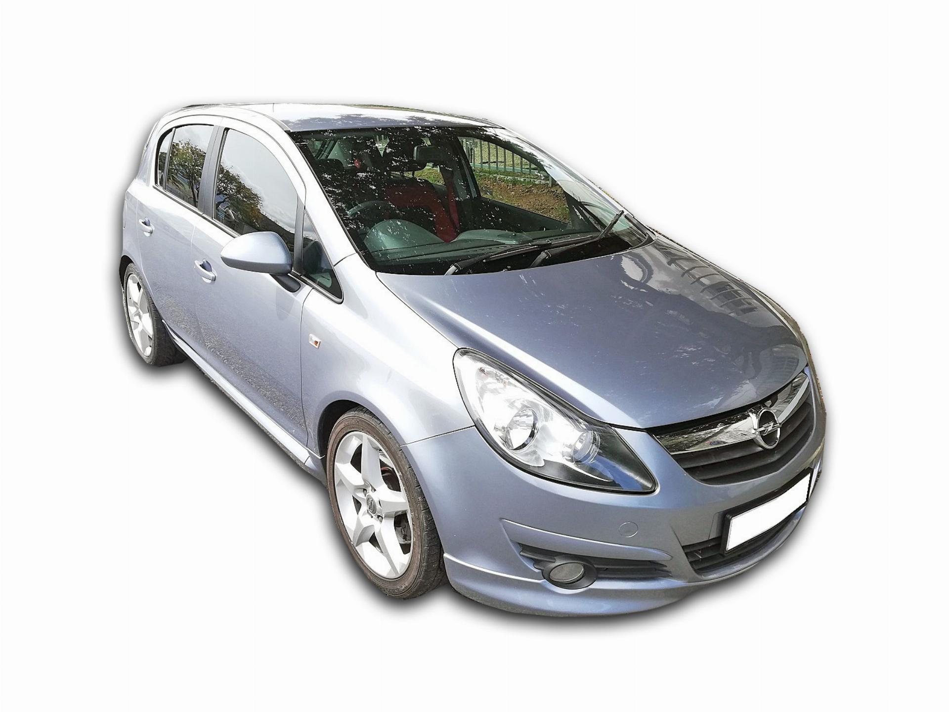 Opel Corsa 1.6 Turbo Sport