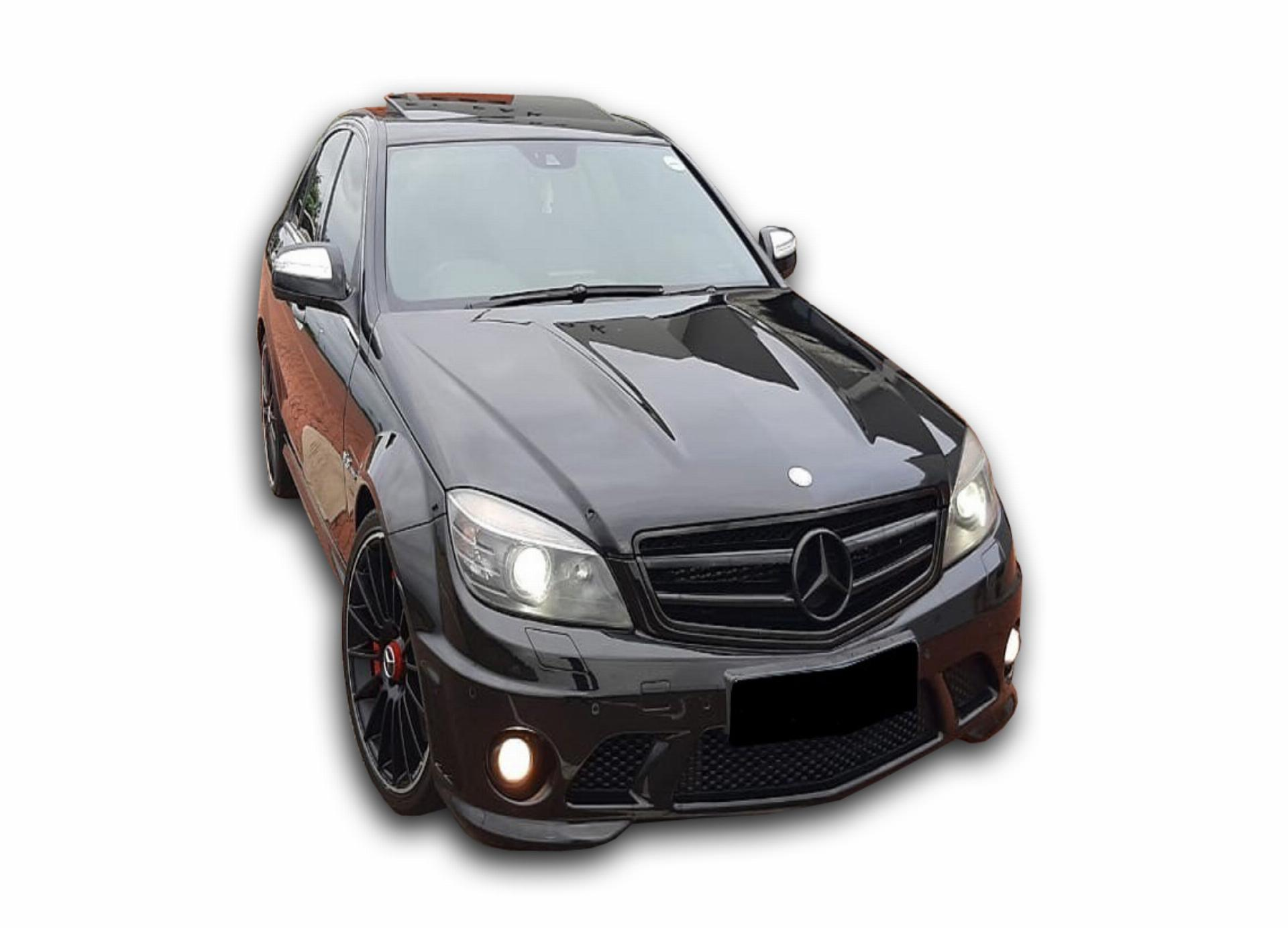 Mercedes Benz C Class C63 Performance Pack