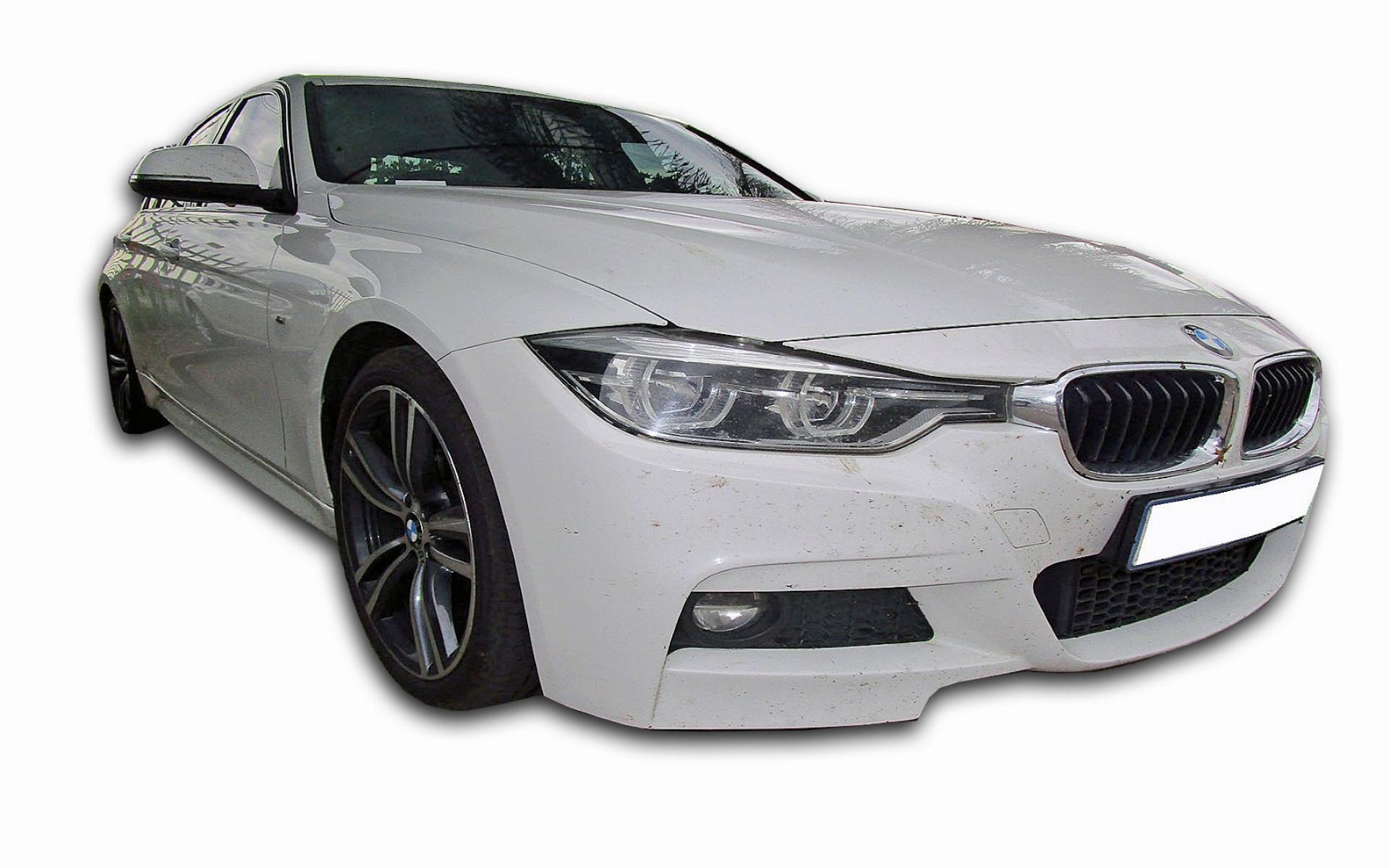 BMW 3 Series M Sport A/T (F30)