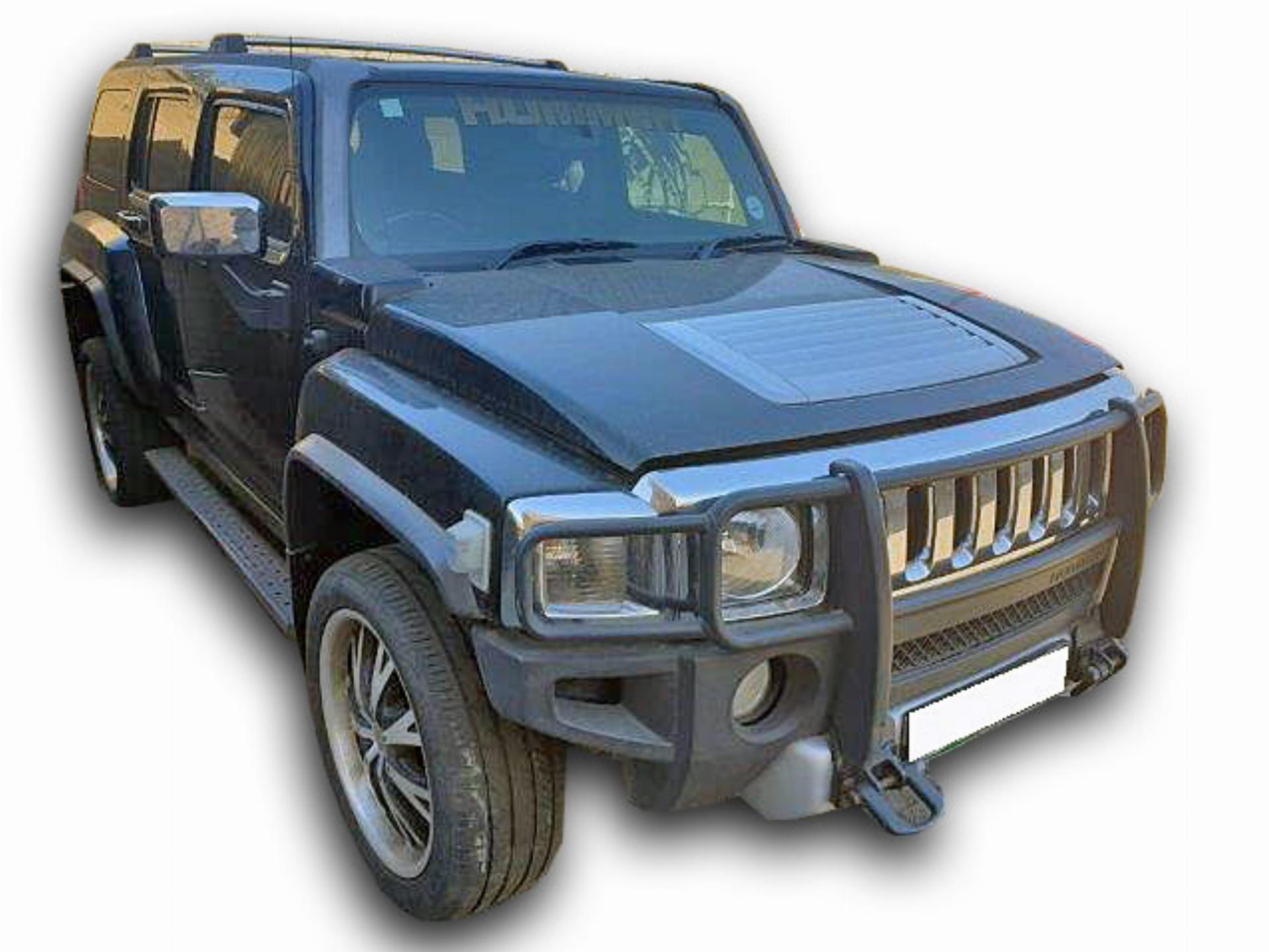 Hummer H3 Luxury A/T