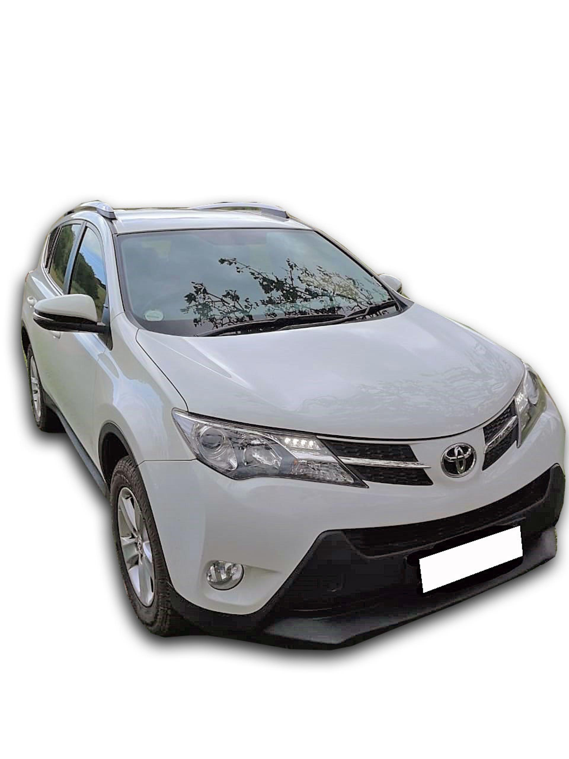 Toyota Rav 4 2.2 D4-D GX All Wheel Drive