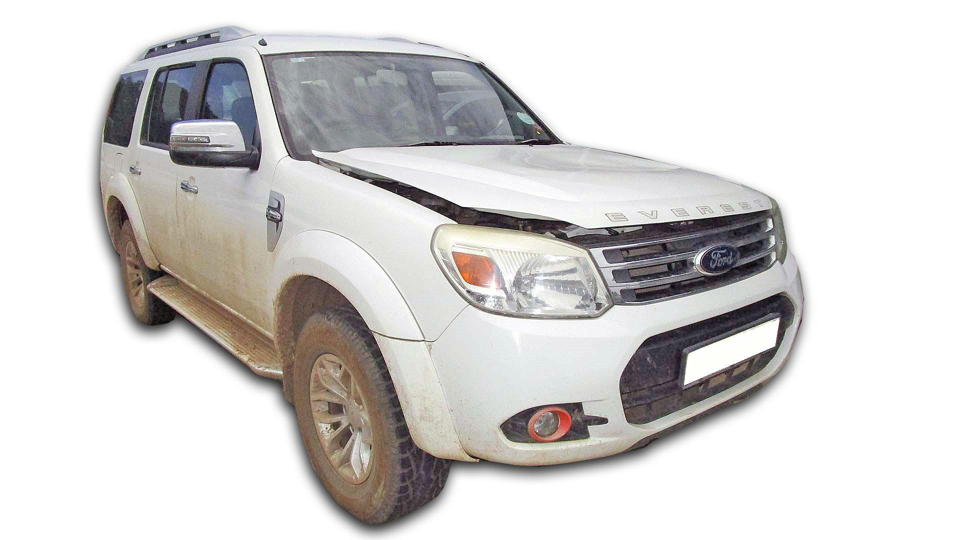 Ford Everest 3.0 Tdci