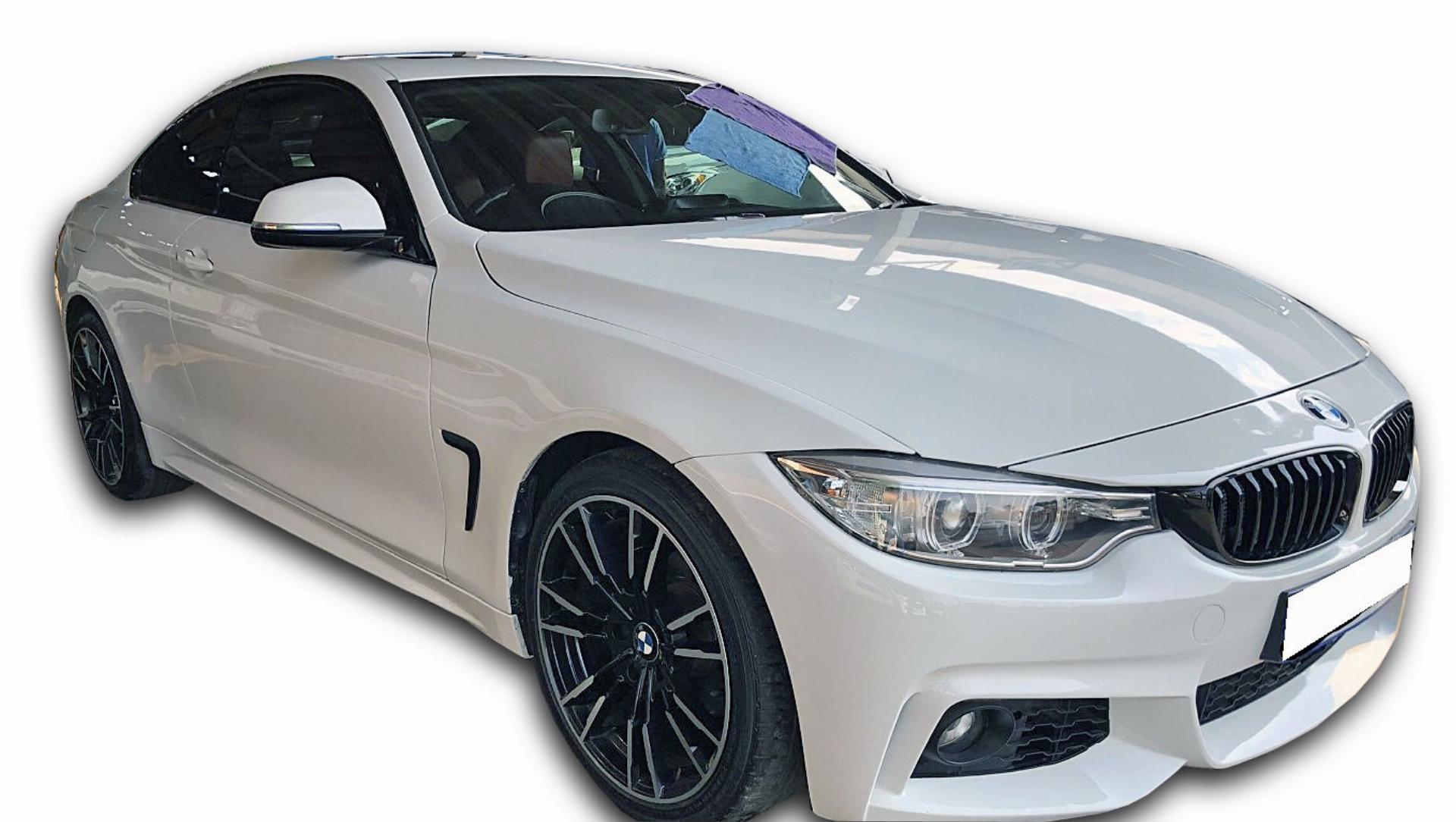 BMW 4 Series 420D M Sports