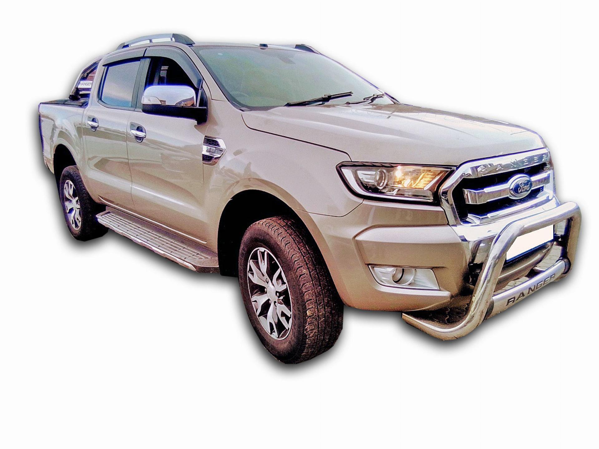 Ranger Ford XLT 3.2 A/T