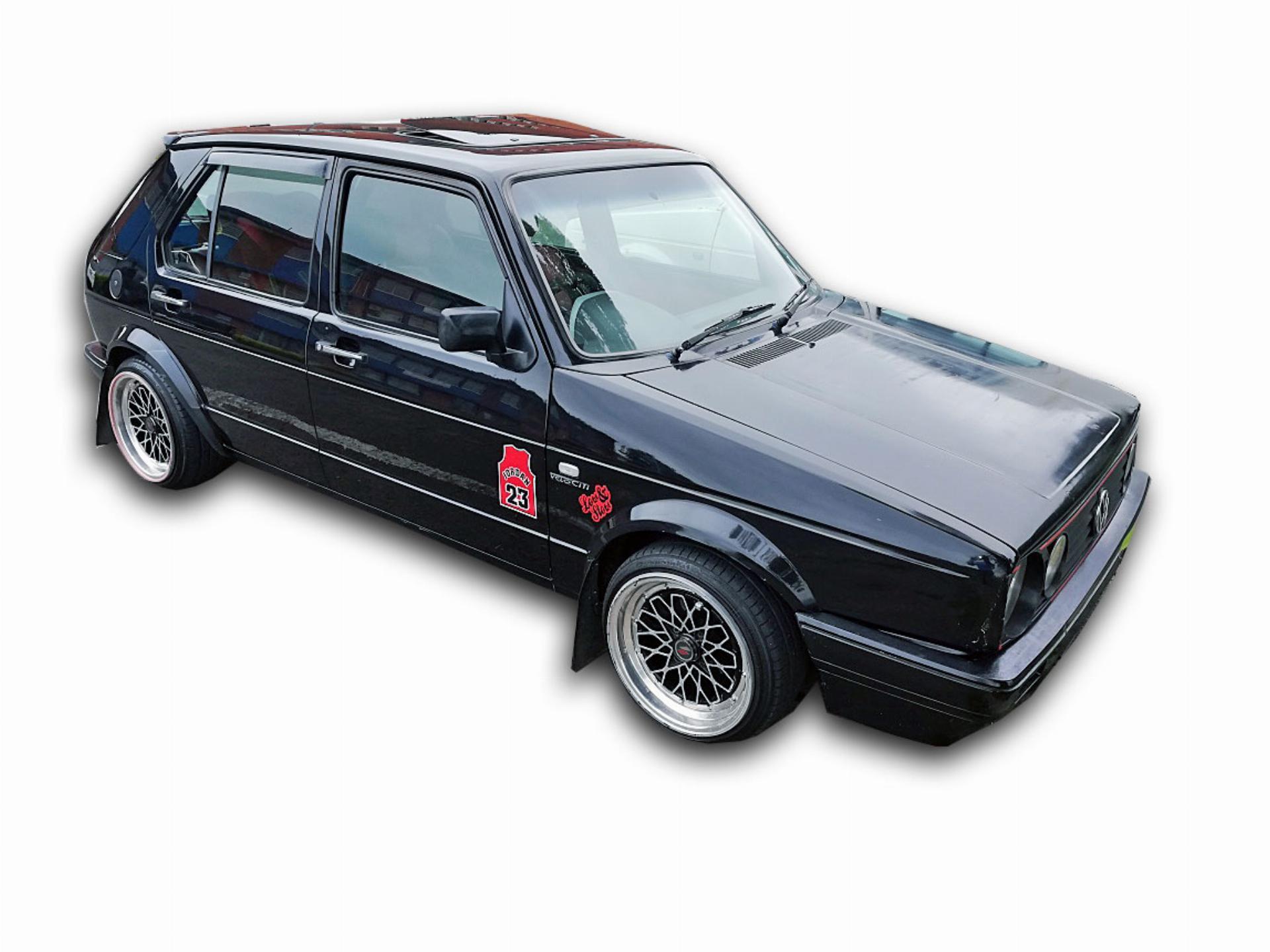 VW Citi Golf 1.4I Citi