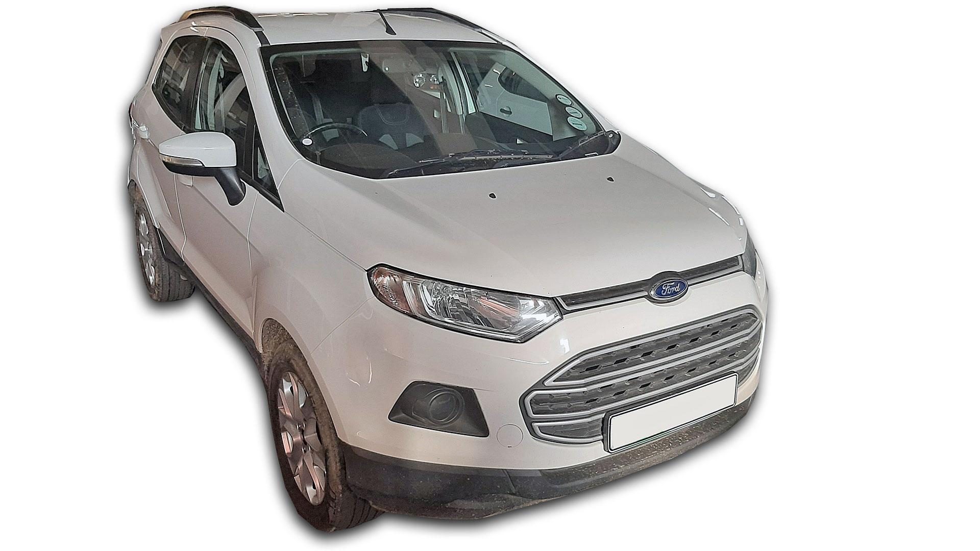 Ford Ecosport 1.0 Ecoboost Tre