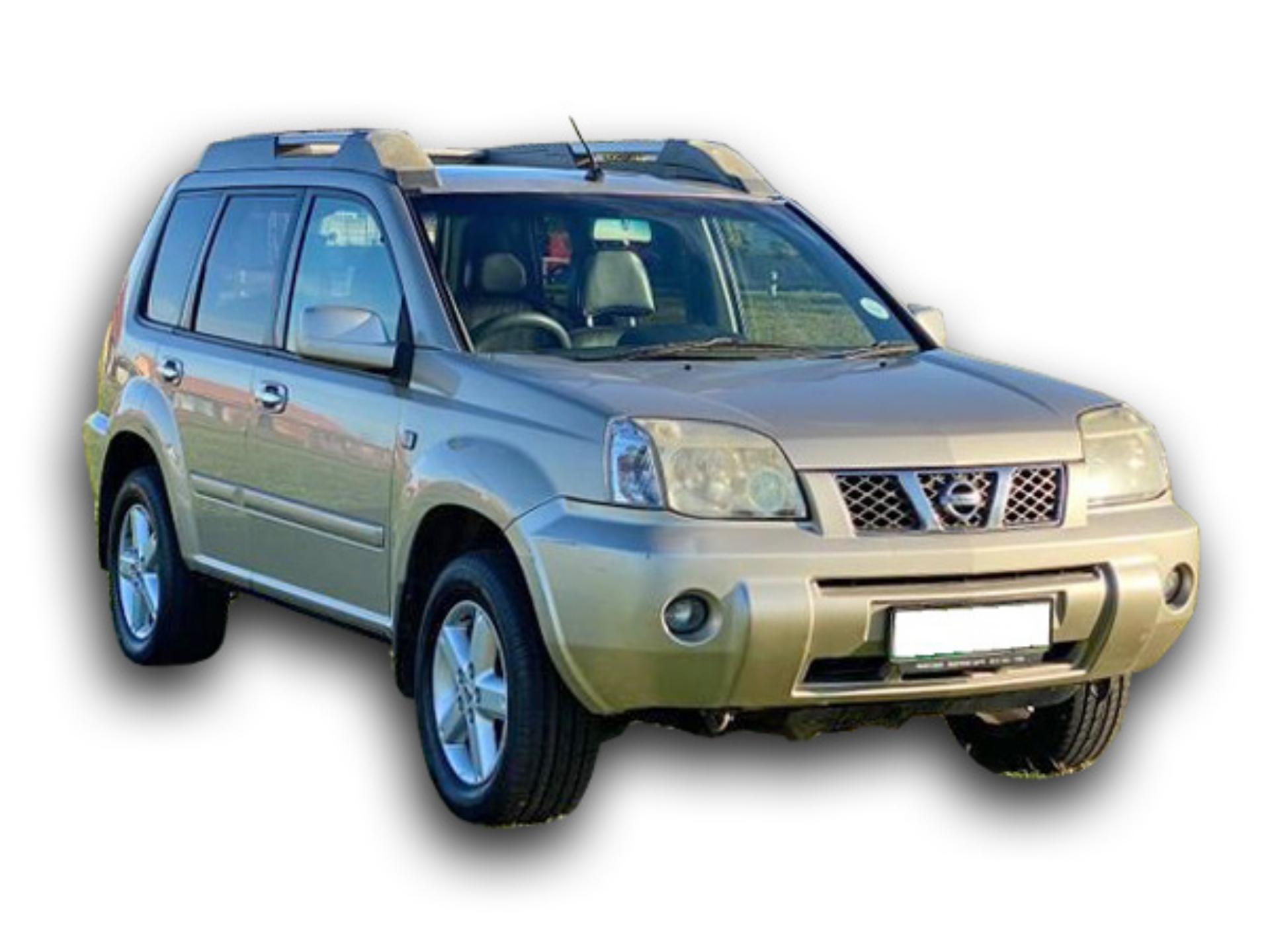 Nissan X-TRAIL 2.5 Sel