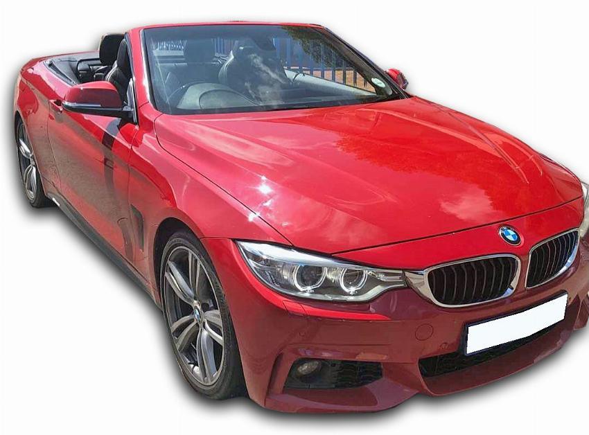 4 Series BMW 428I M Sports