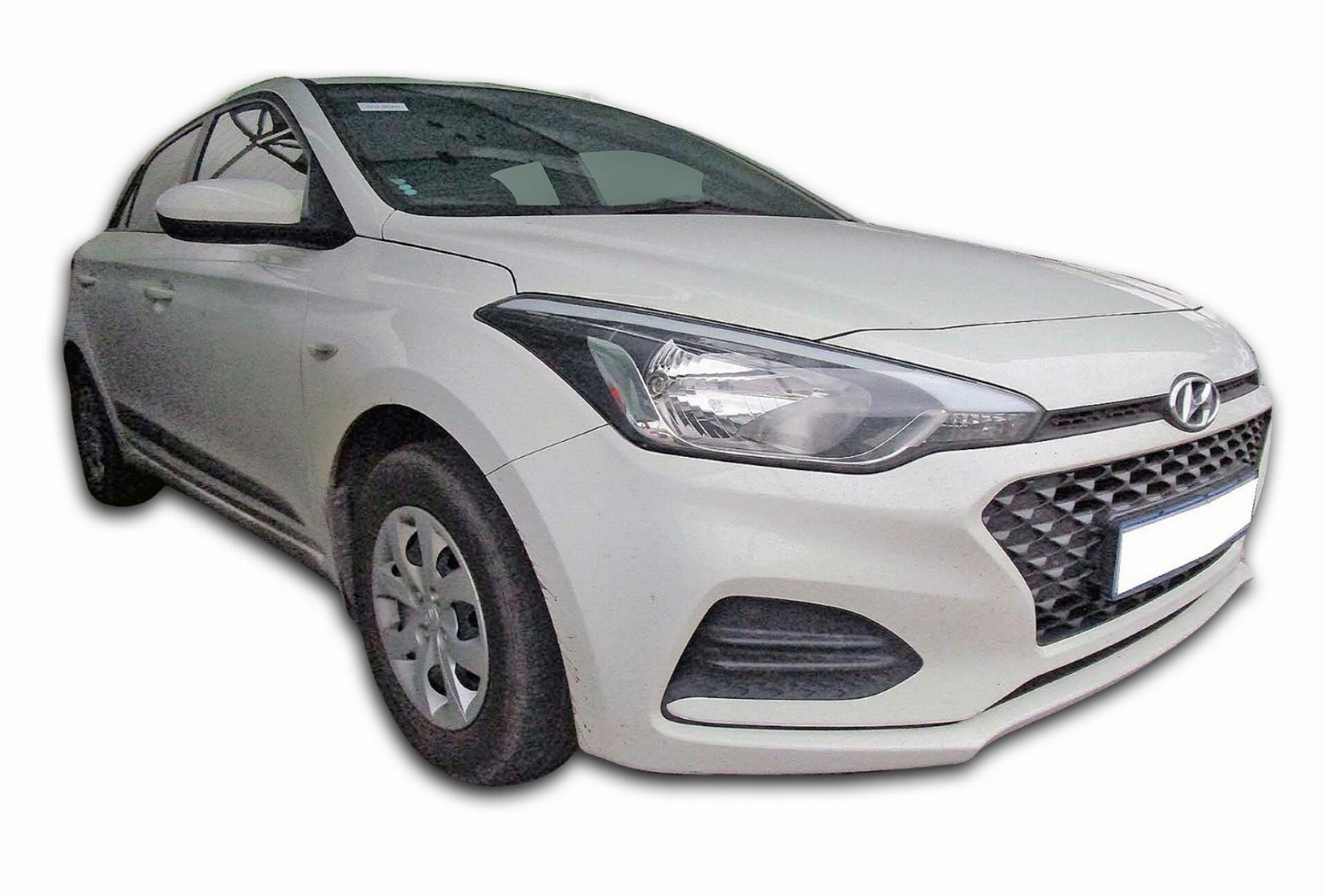 Hyundai I20 Motion 1.2