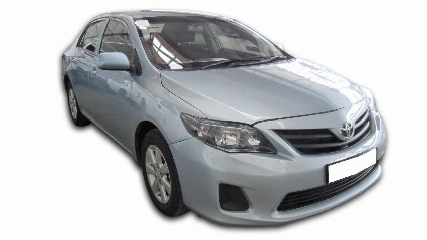 Toyota Corolla Quest 1.6 Plus