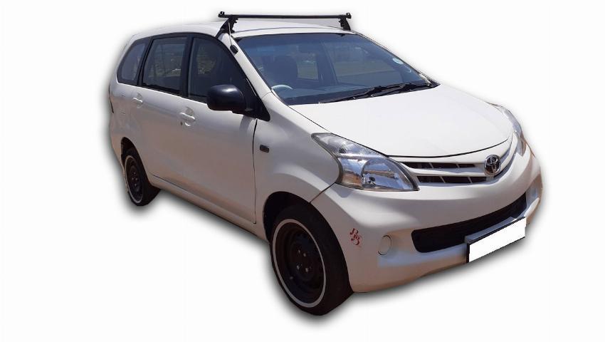 Toyota Avanza 1.3SX